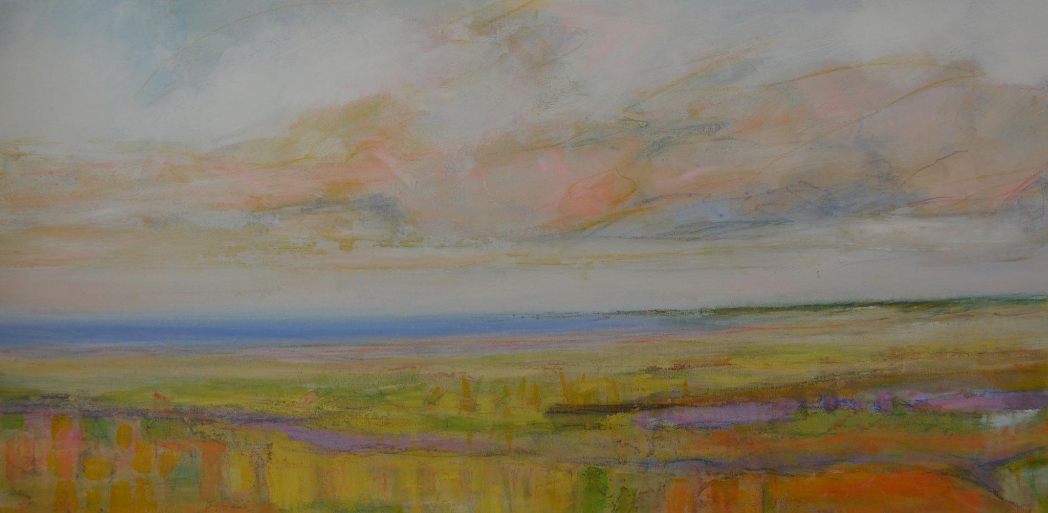Sønderstrand  canvas  40 cm / 80 cm