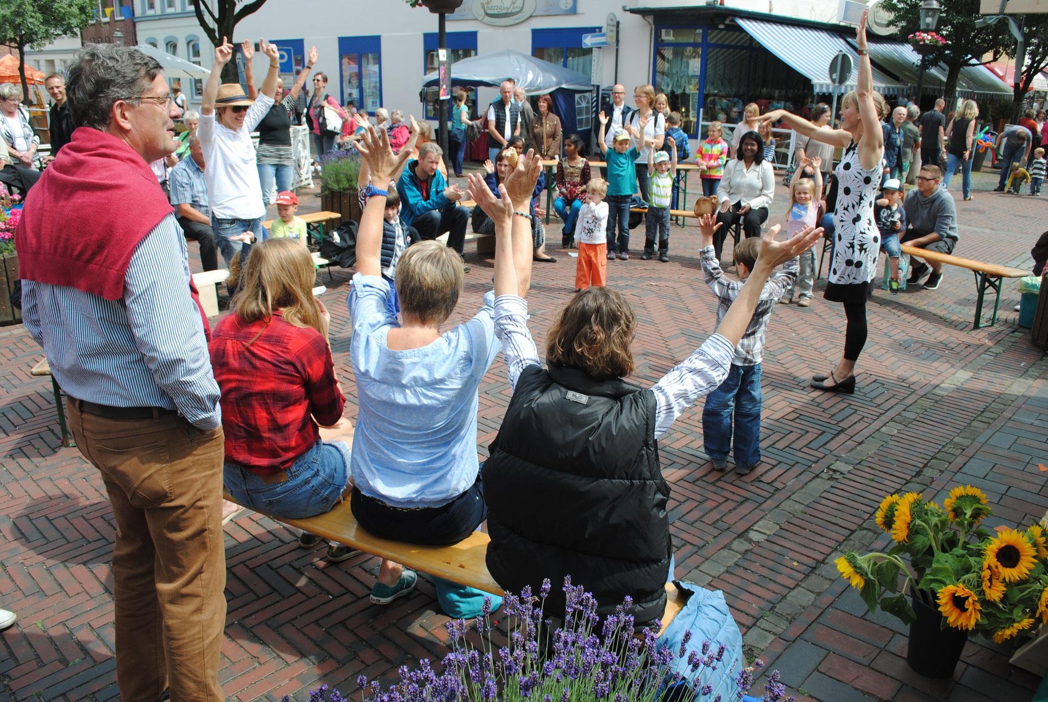Flethfest 2014 bis 2016
