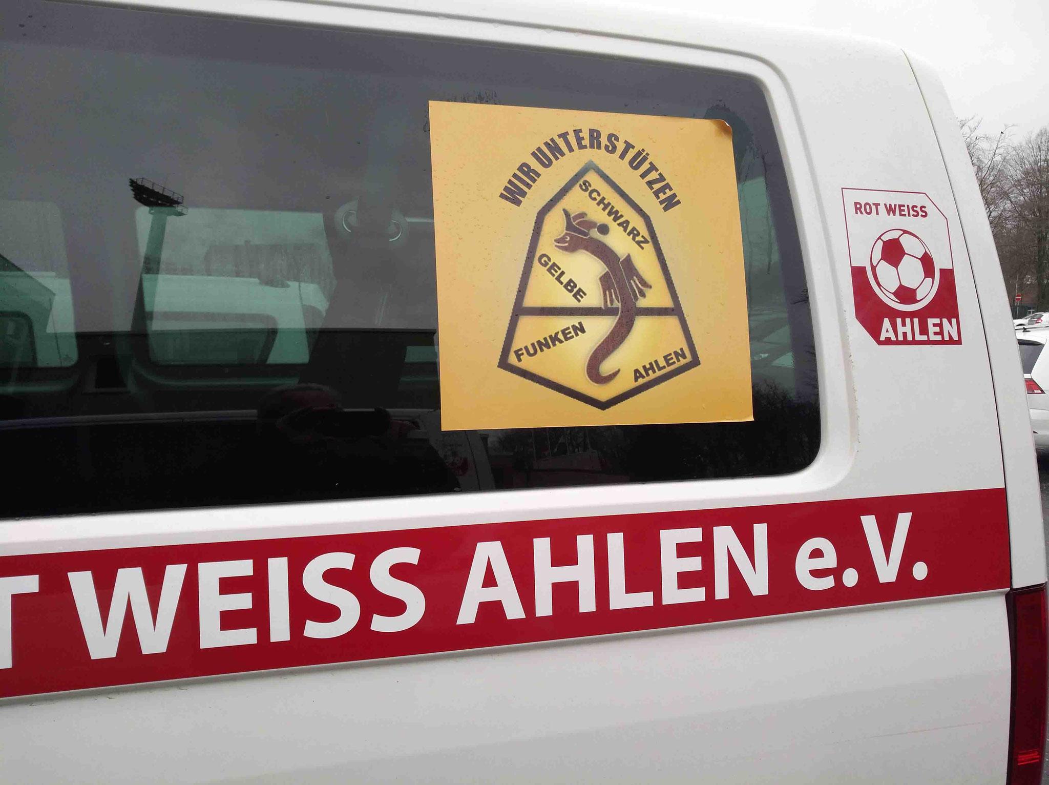 Ahlener Karnevalsgesellschaft Schwarz-Gelbe-Funken