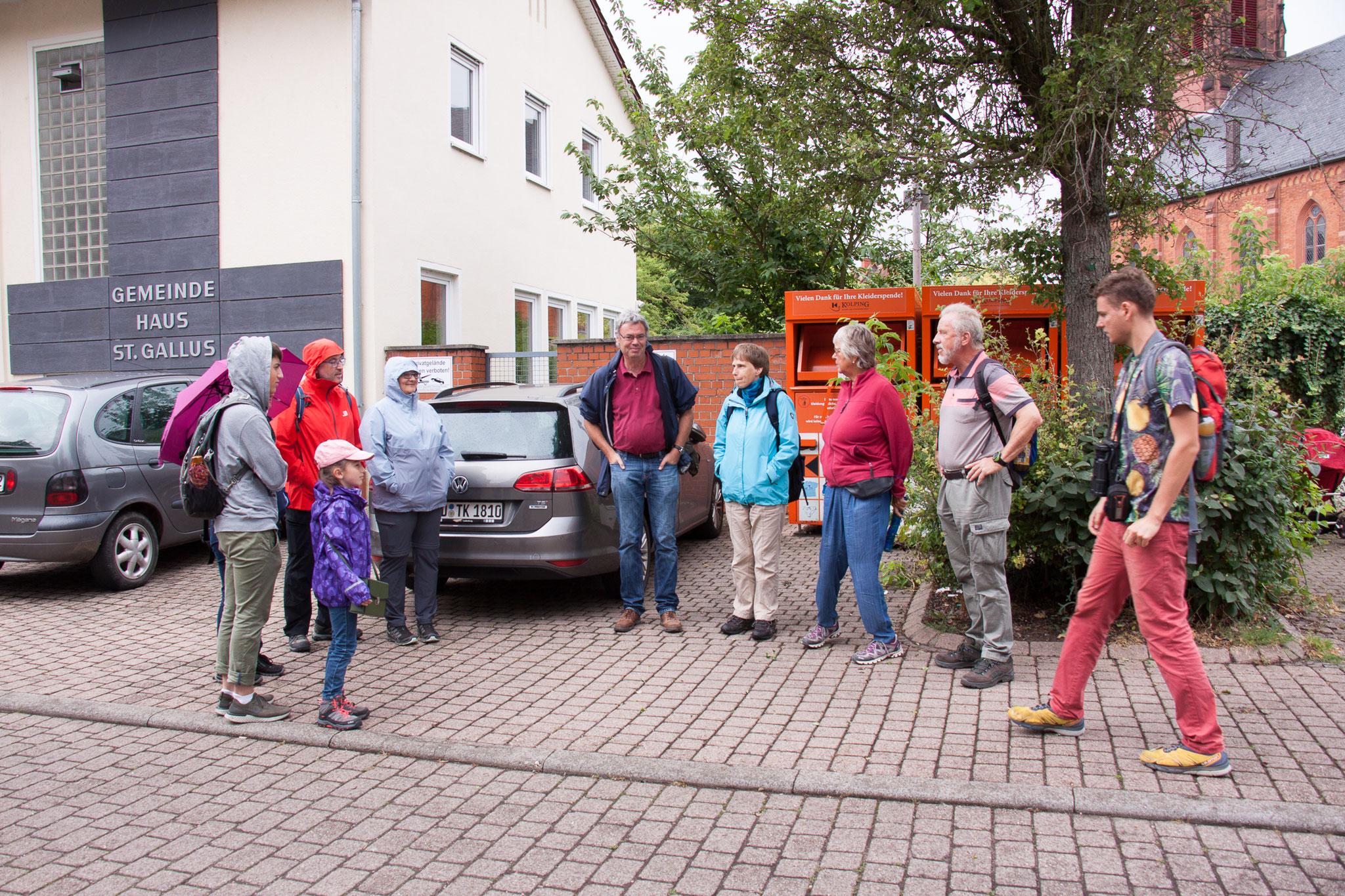 Treffpunkt in Ladenburg