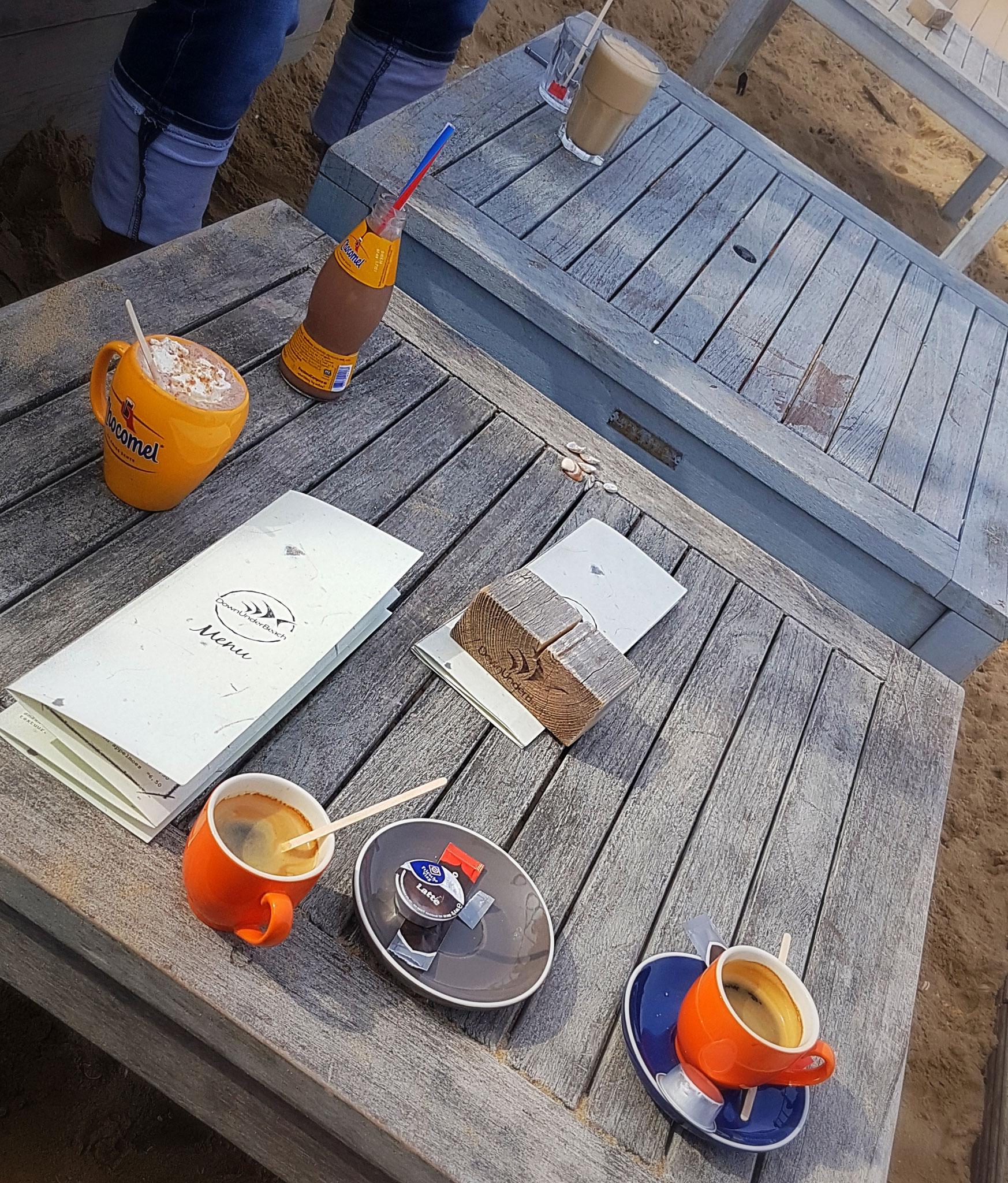 Frühstückskaffee & Chocomel