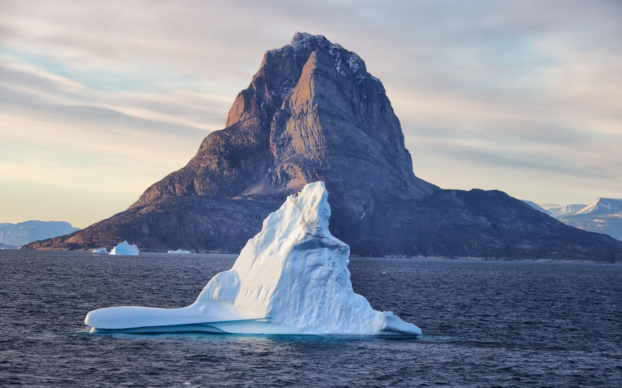 © Hans G. Lehmann | Iceberg off Uumanaq, West Greenland
