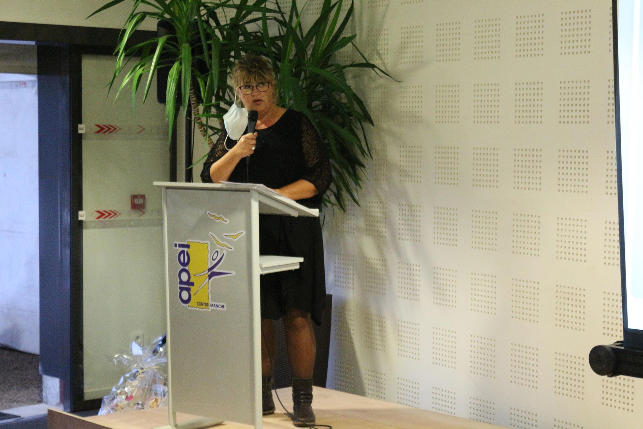 Rapport Financier par Béatrice RIBES