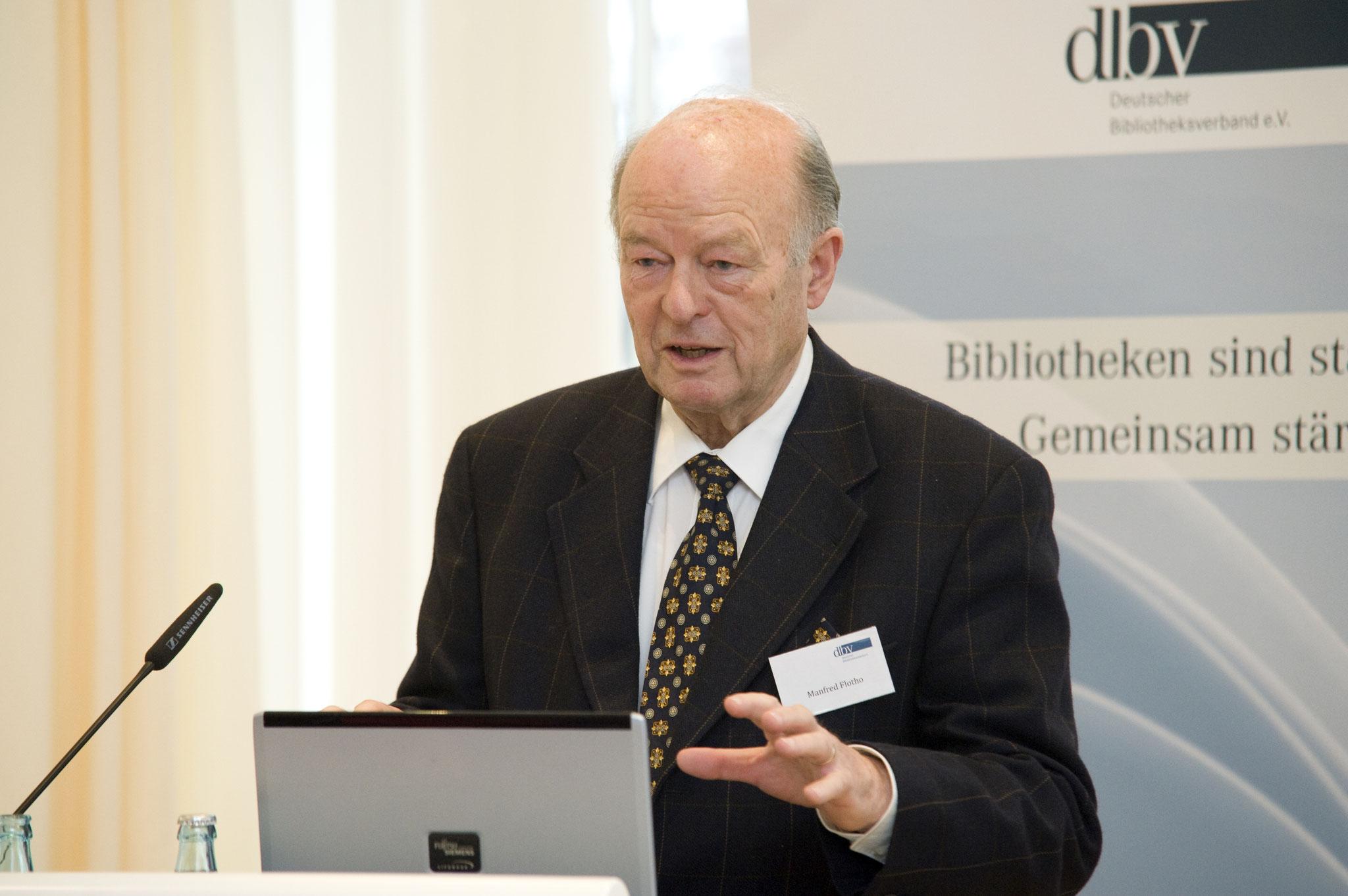 2013_Manfred Flotho neu gewählter Stellvertreter
