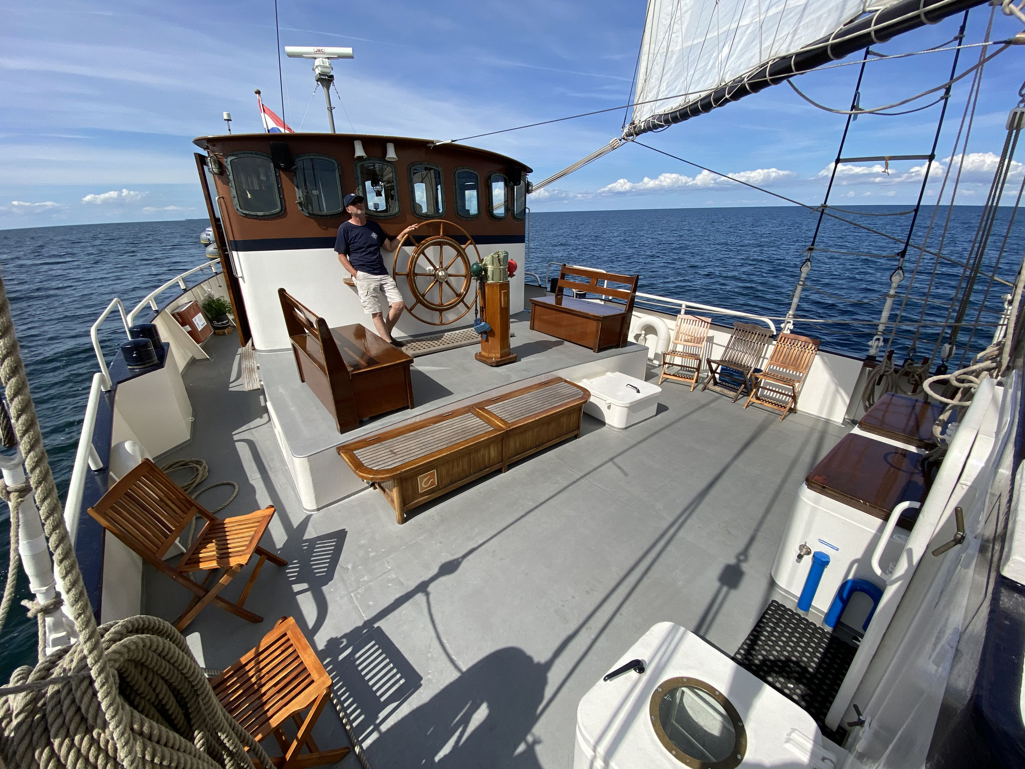 Zeilschip Stortemelk