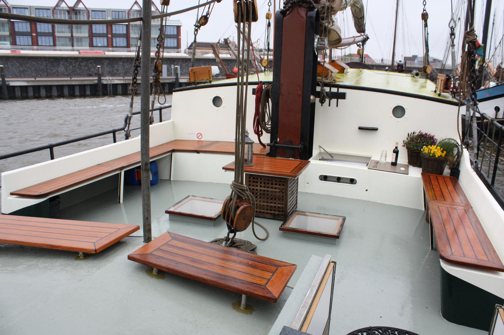 Zeilschip Wilhelmina