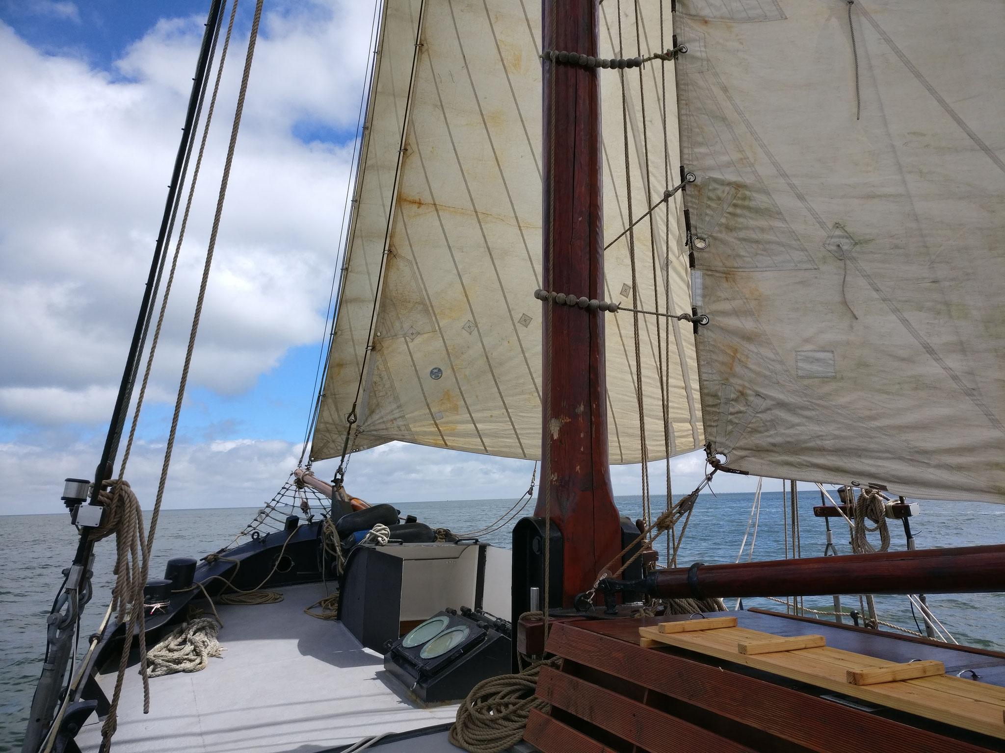 Zeilschip Oost-Vlieland