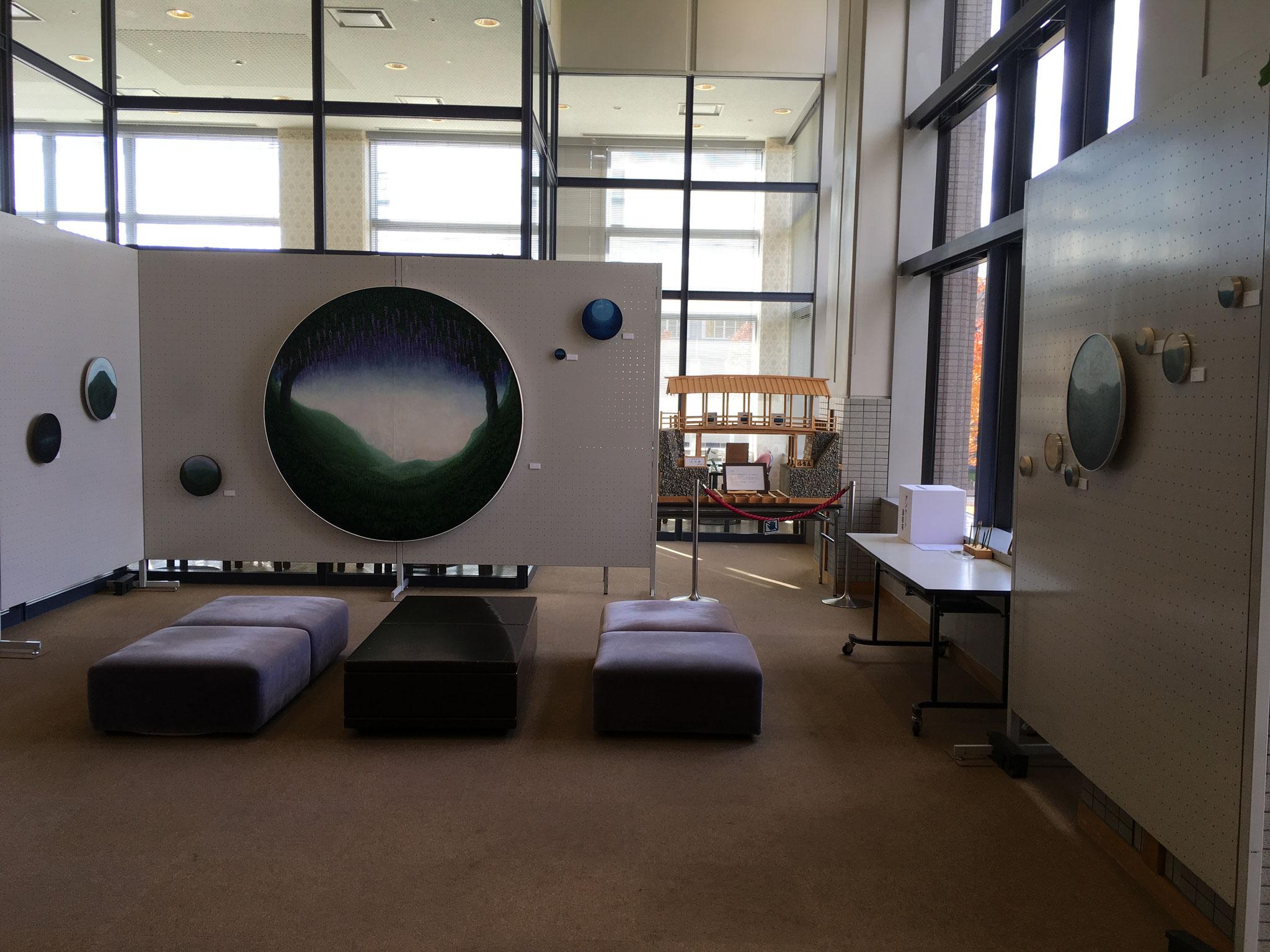 2018.11.05~11.26「松文ギャラリー」@キッセイ文化ホール