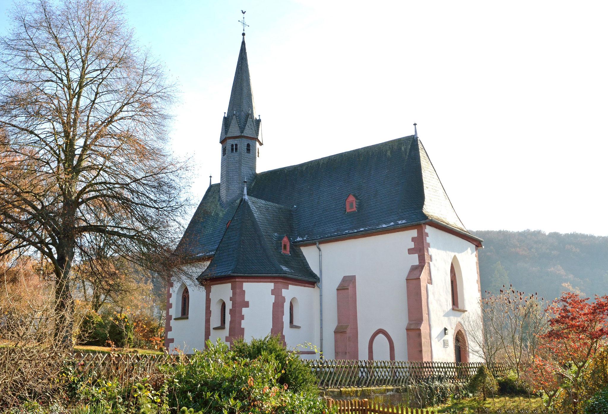 Marienkirche Wehrshausen   Bildquelle: Foto v. Hydro bei Wikipedia