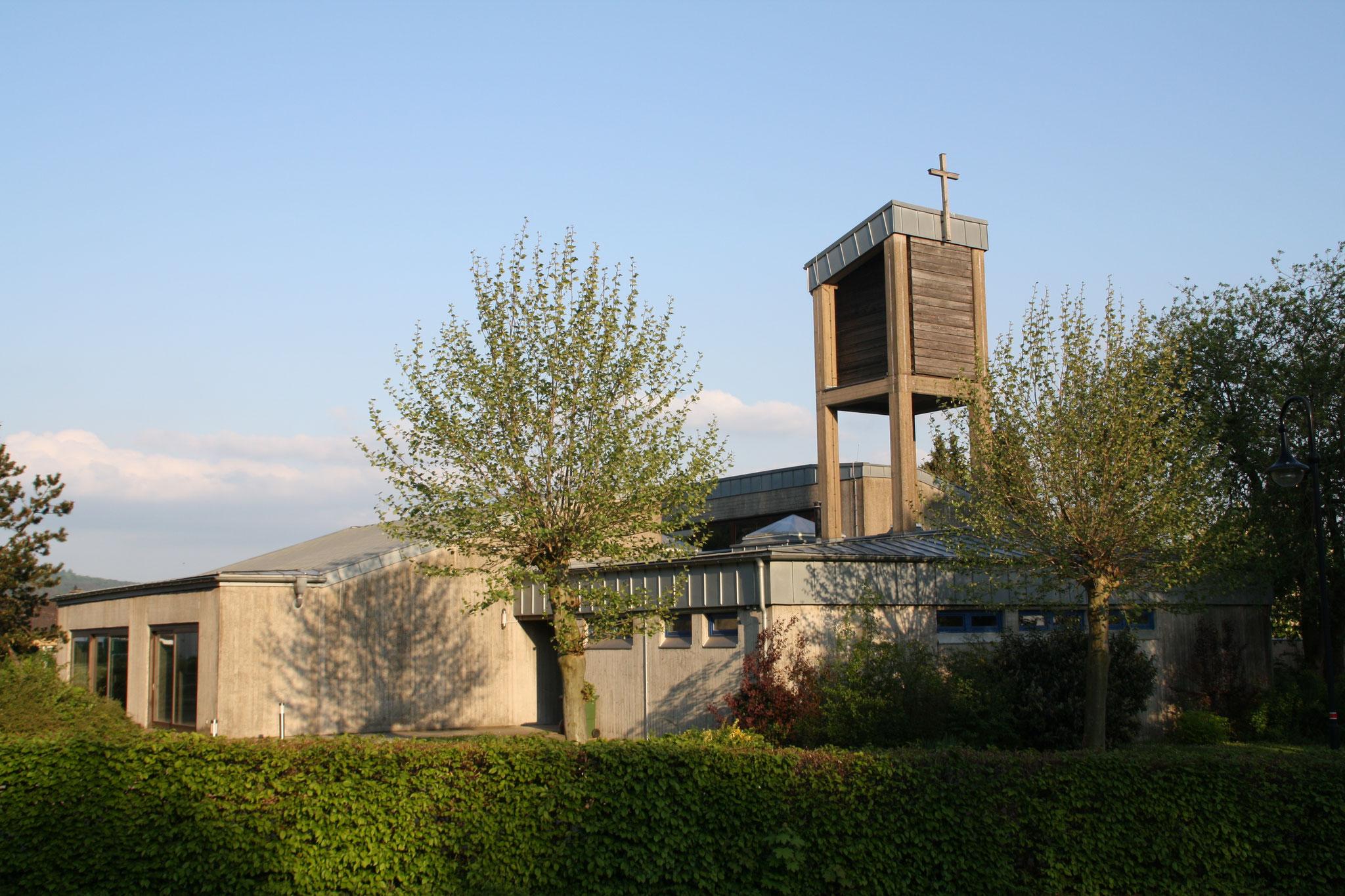 Kirche Niederweimar, Bildquelle: ev. Kirchengemeinde Niederweimar