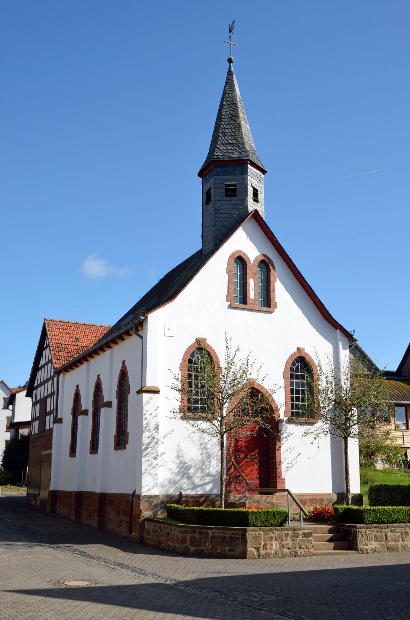 Kirche Damm, Bildquelle: Hydro, Wikipedia