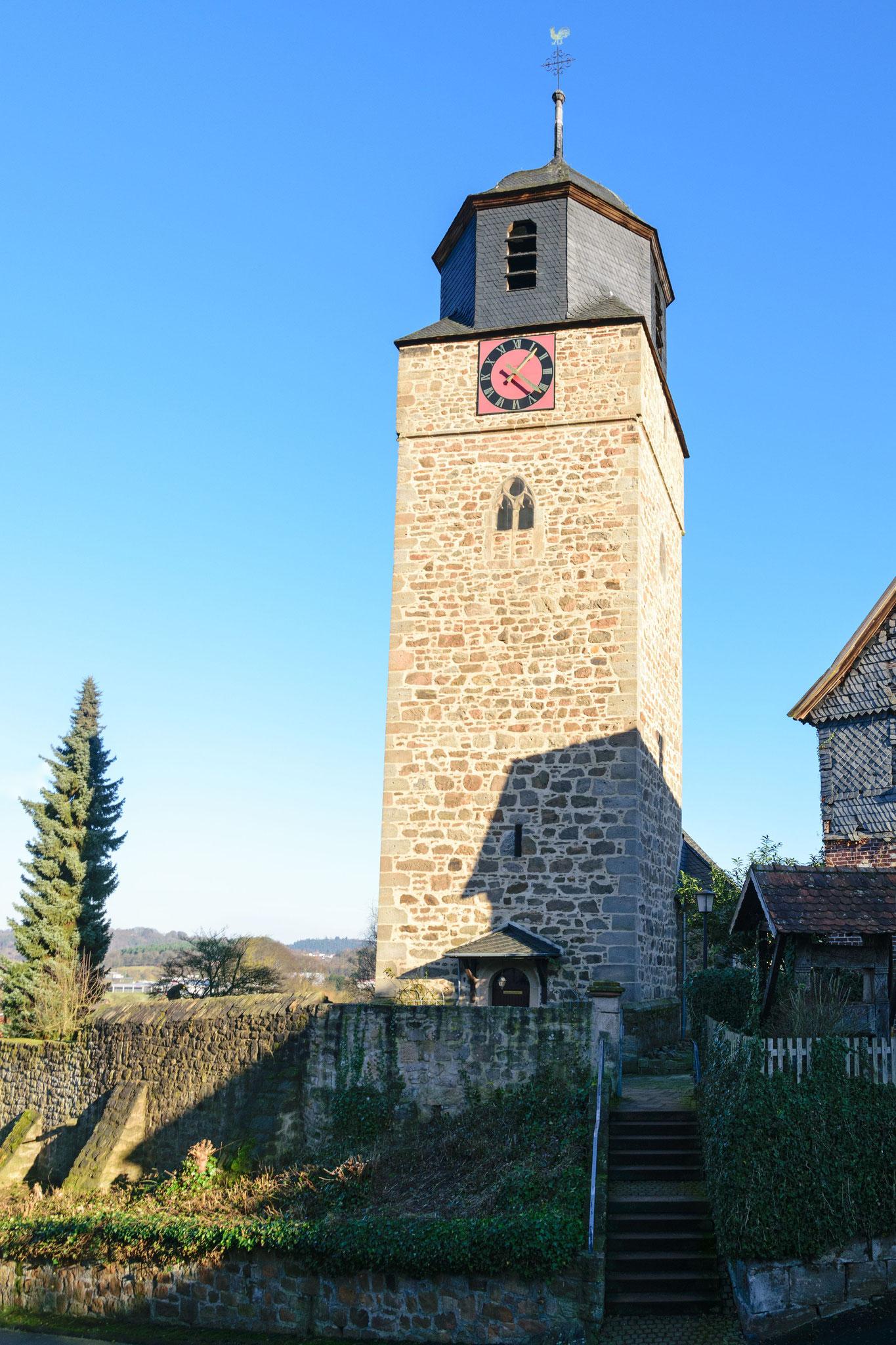 Martinskirche Wehrda   Bildquelle: Foto von Hydro bei Wikipedia