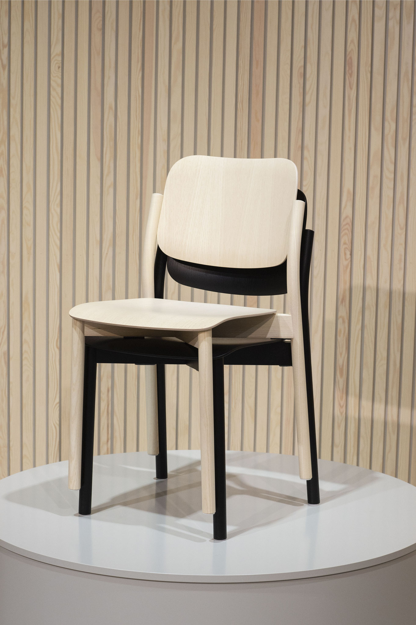EFG new wood chair
