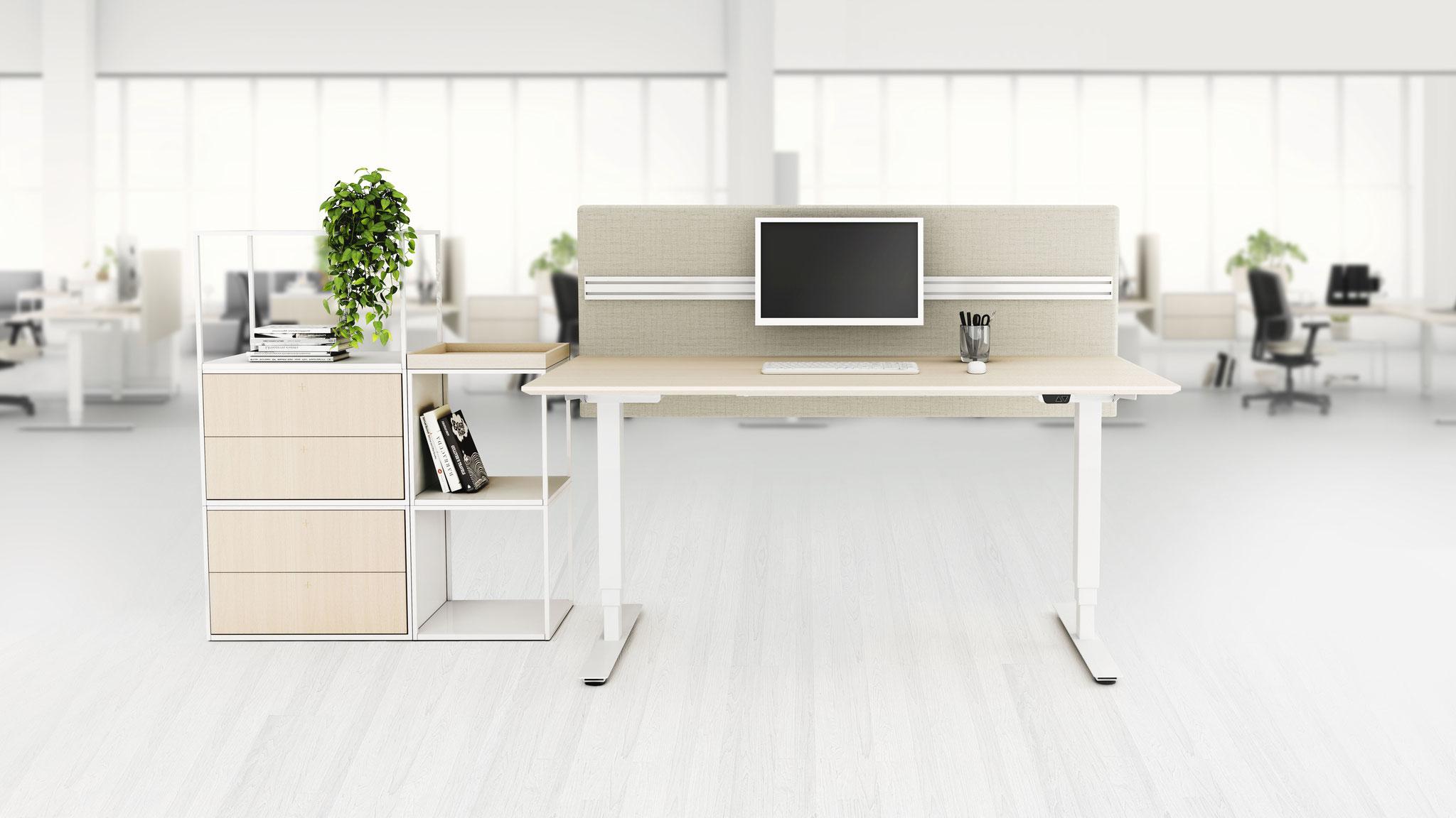 EFG Izi Pro - sit-stand desk
