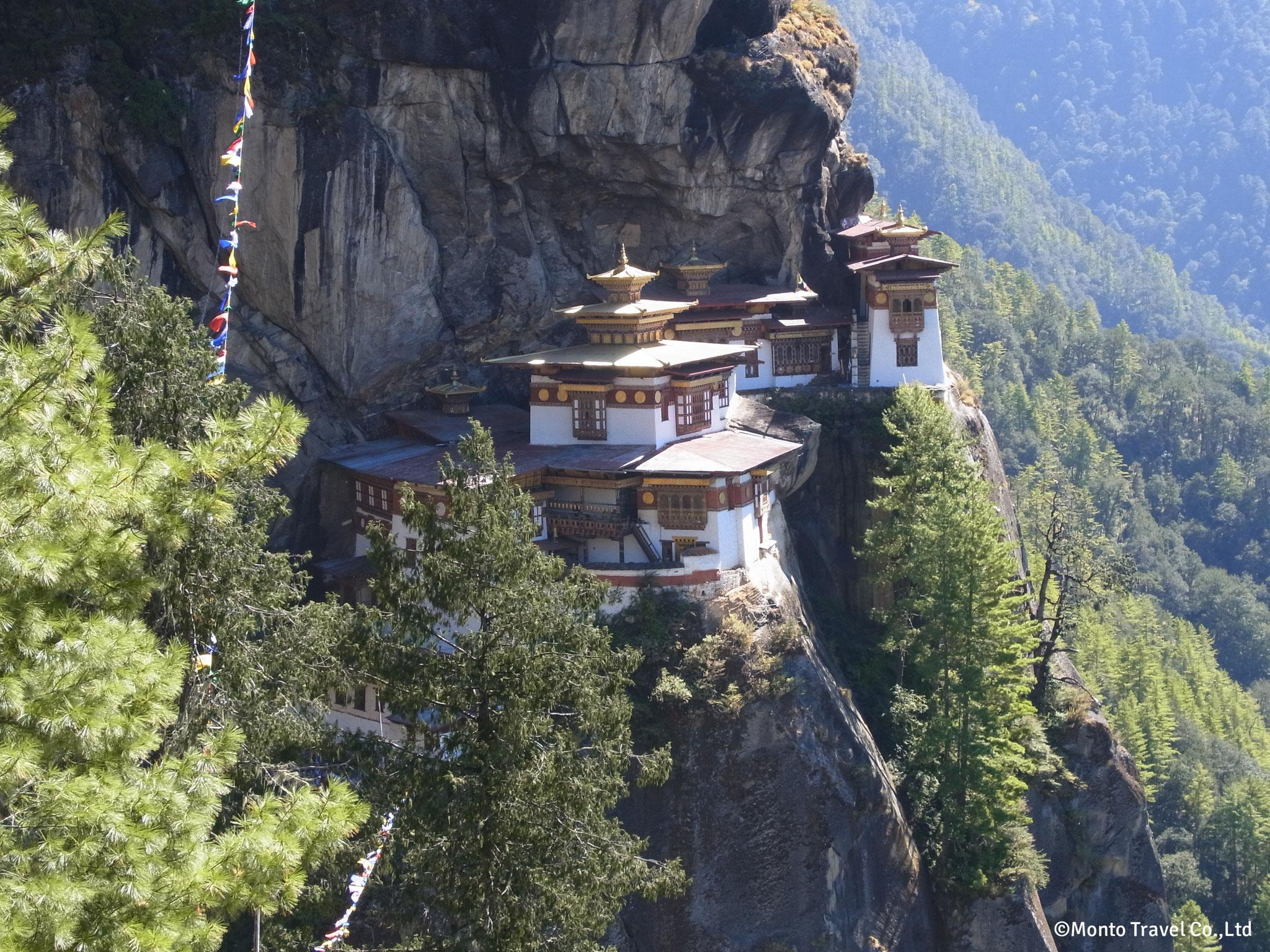 タクツァン寺院