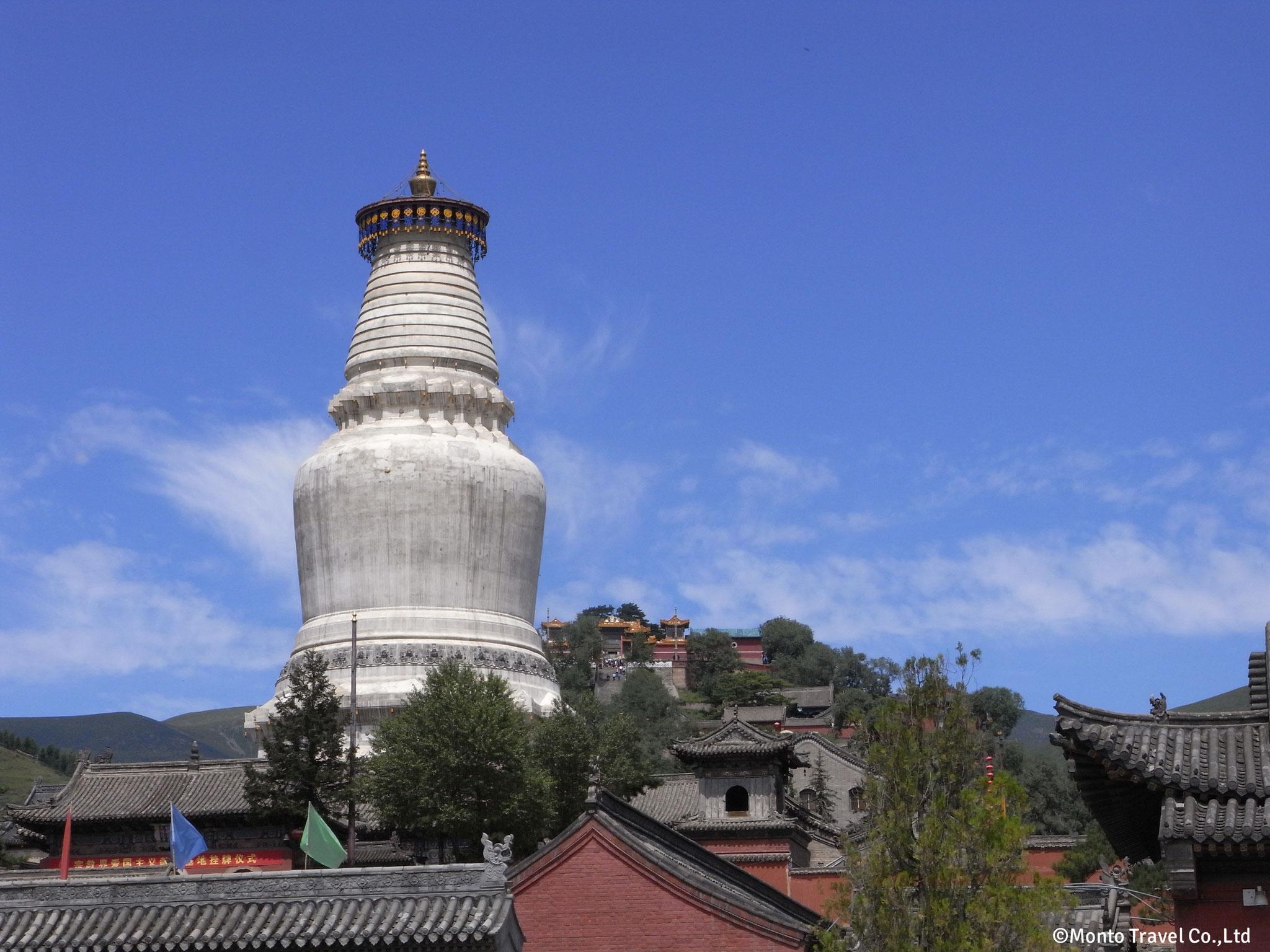 五台山 塔院寺