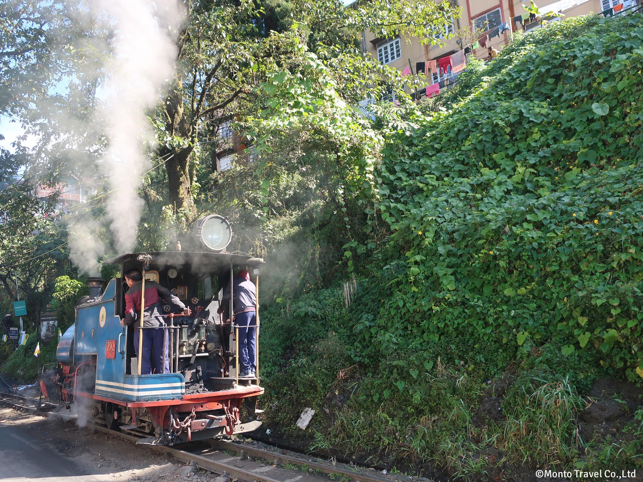 トイトレインの機関車(ダージリン)