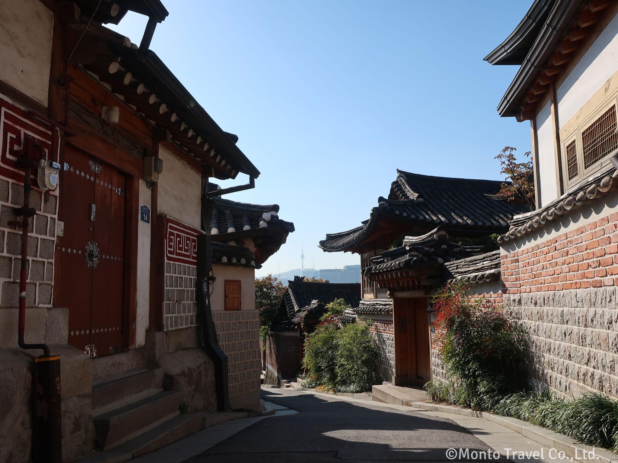 北村韓屋村(ソウル)