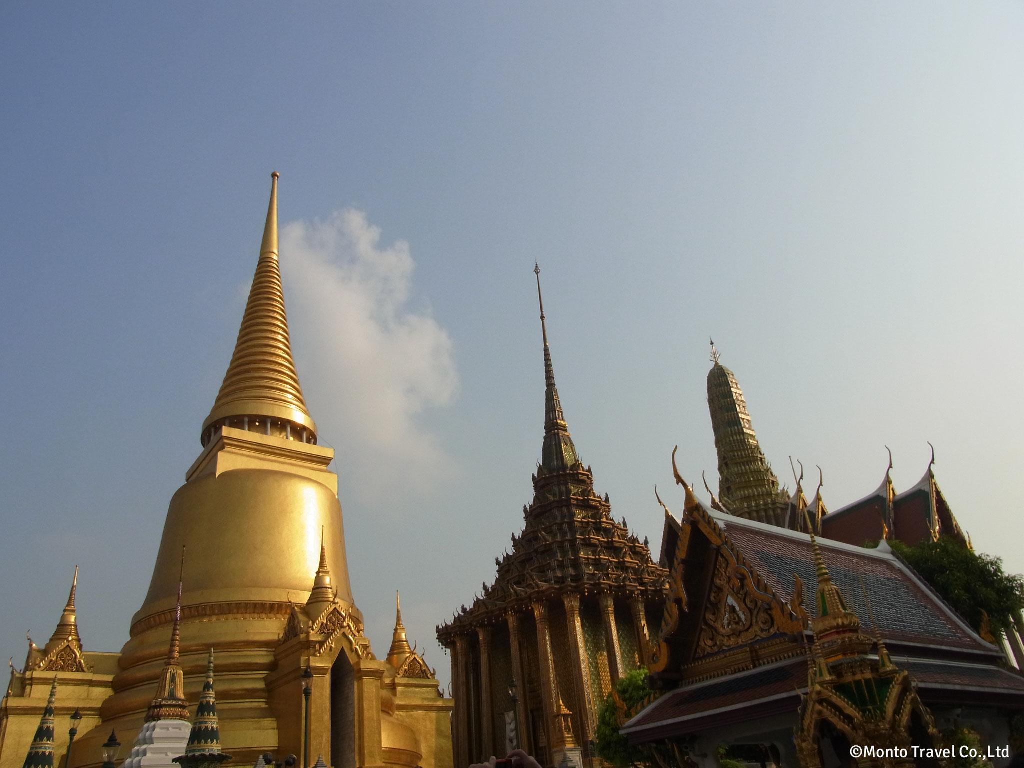 エメラルド寺院(バンコク)