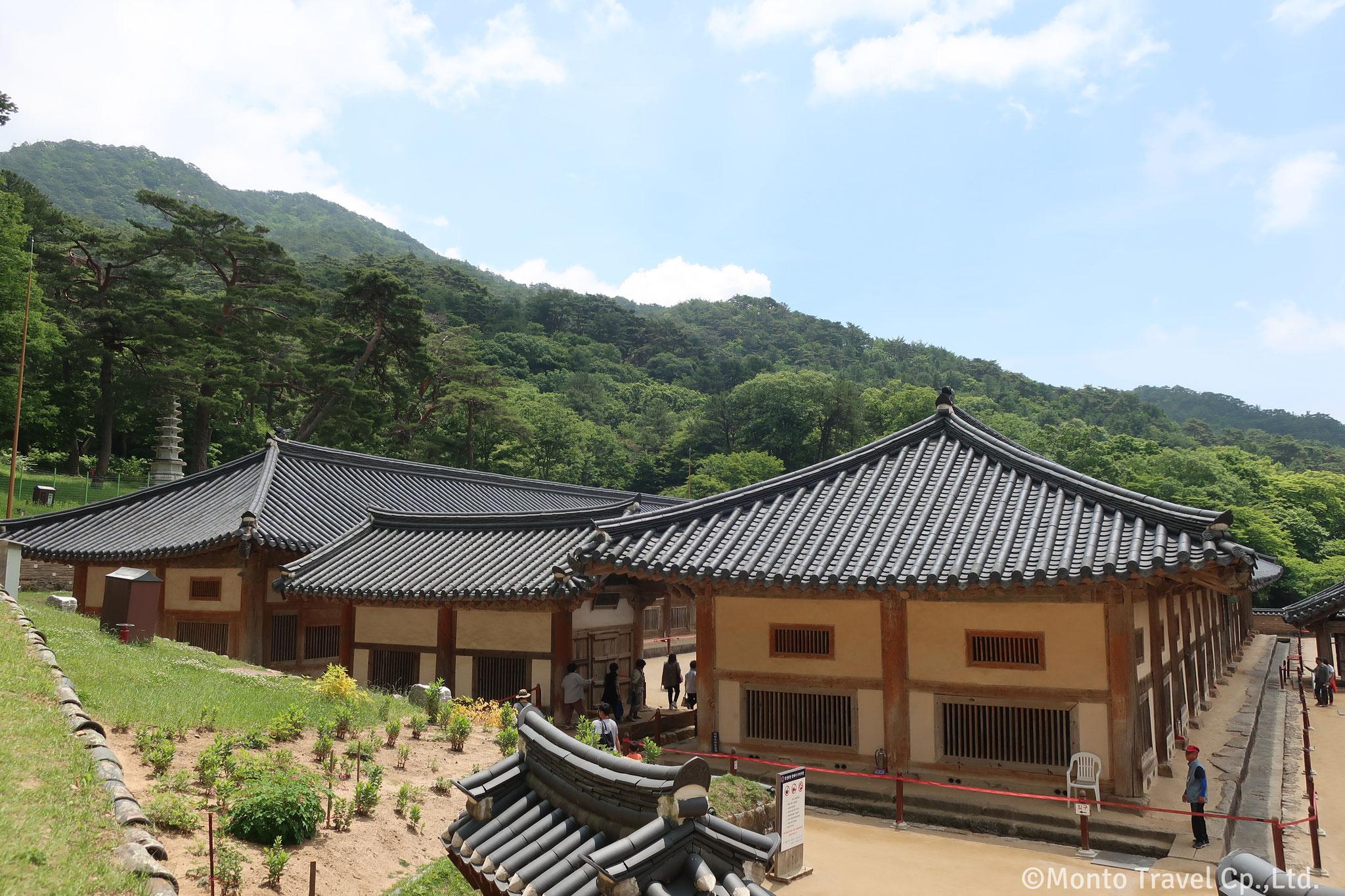 海印寺 八万大蔵経 板庫