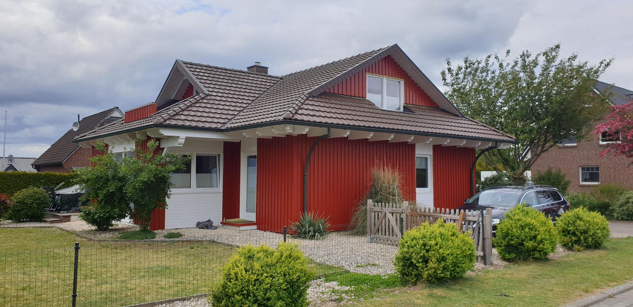 Fassadenrenovierung