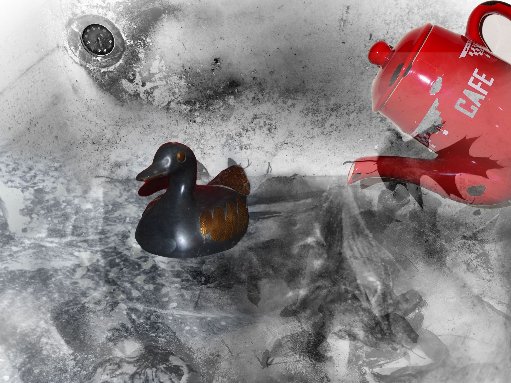 Insoutenable insouciance                                   ©asanuma.brice.cecile