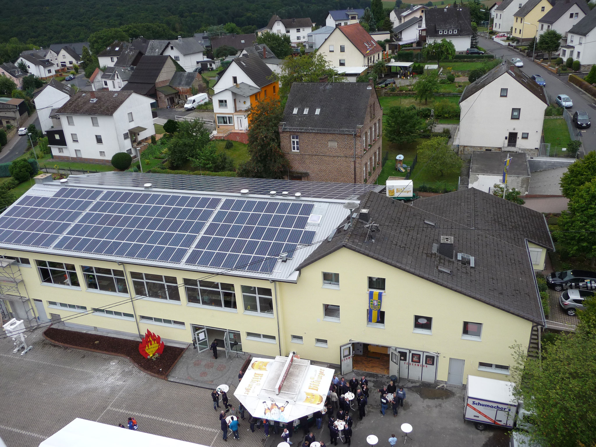 1965 - heute: Gerätehaus Görgeshausen