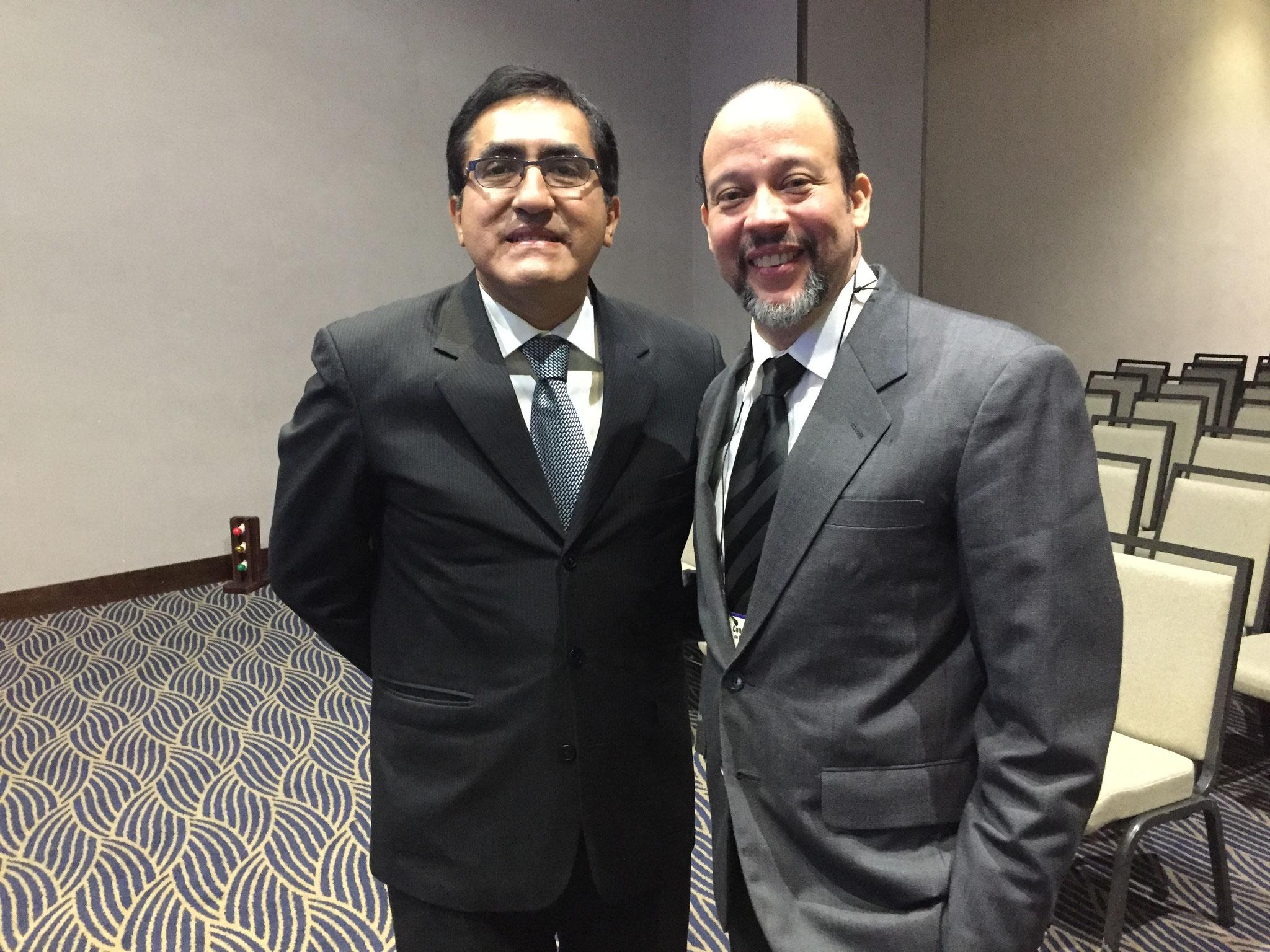 Leopoldo Meneses y Zoilo Nuñez Gil