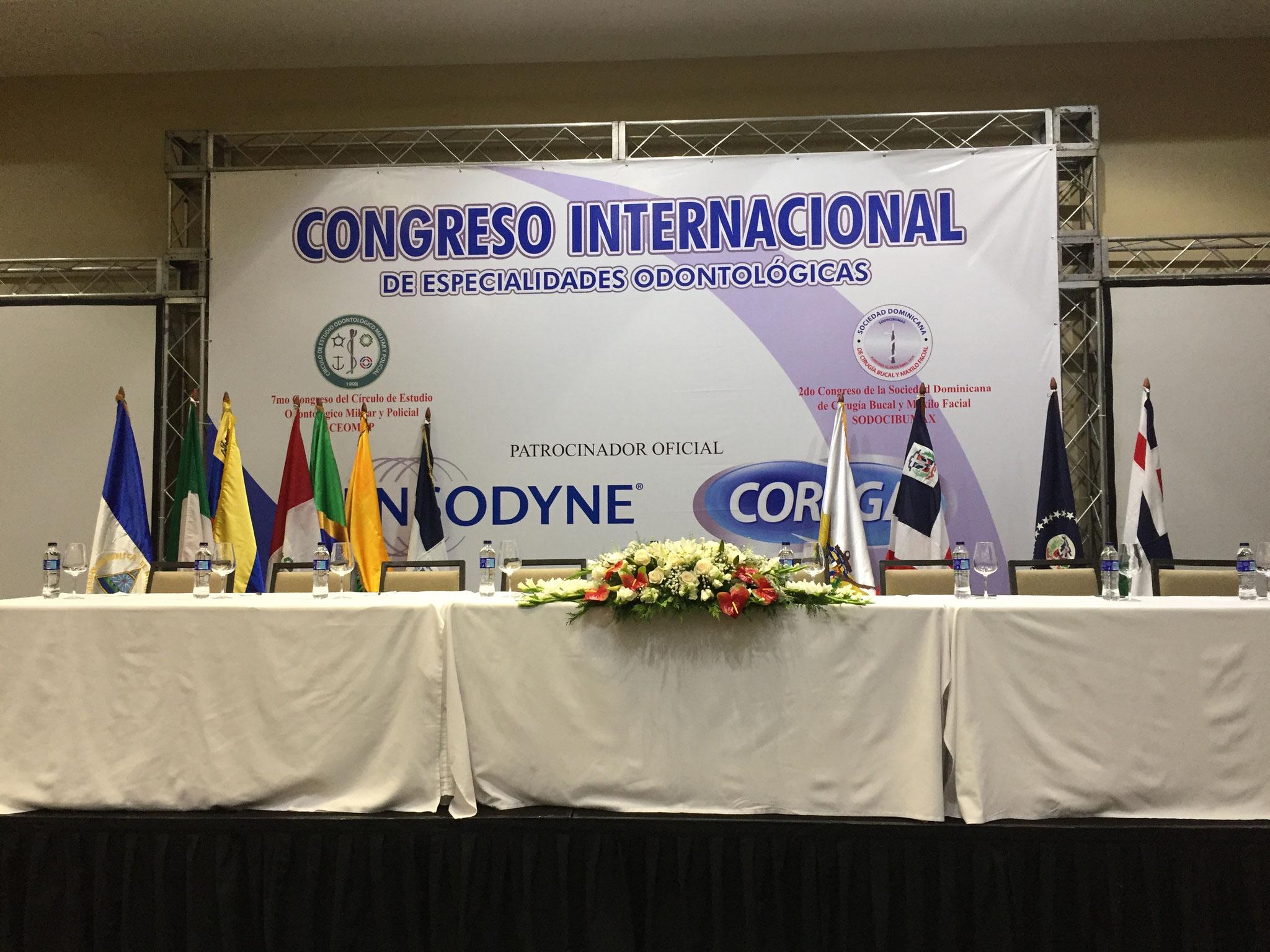 2 do Congreso de SODOCIBUMAX, 2017
