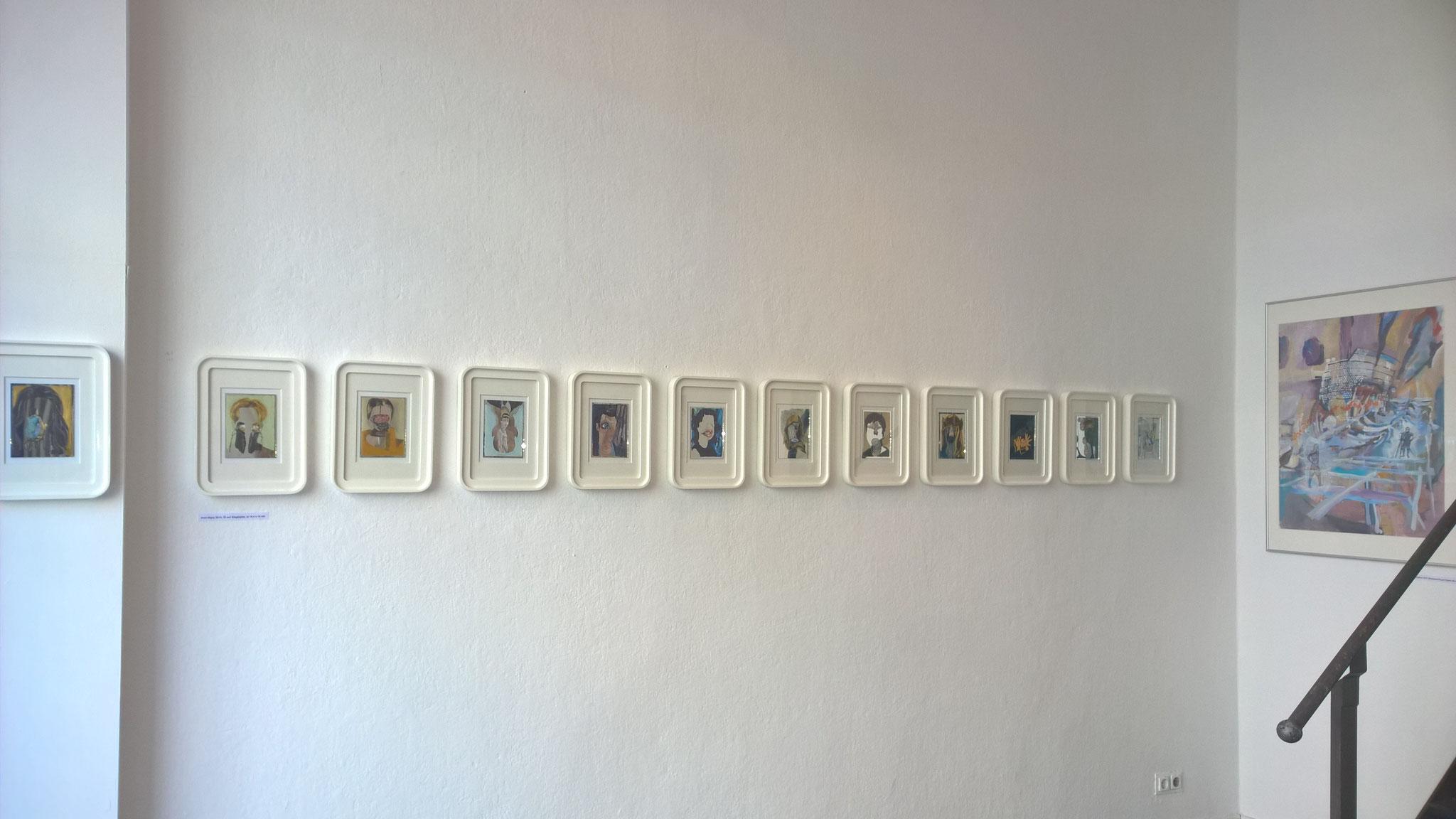 Ausstellungsansicht, Galerie Knuth & Krüger, Berlin 2018