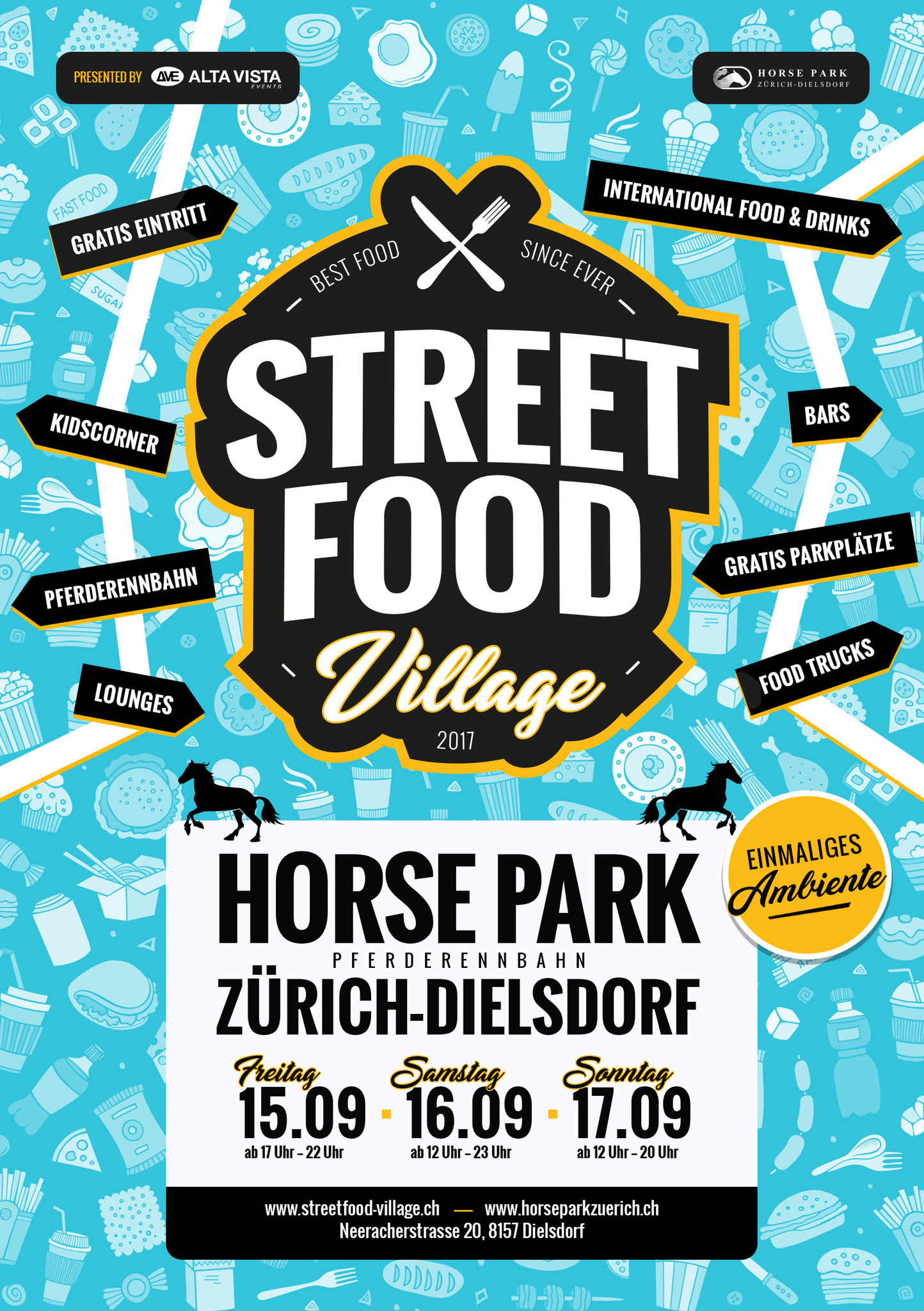 Street Food Festival Münster 2021