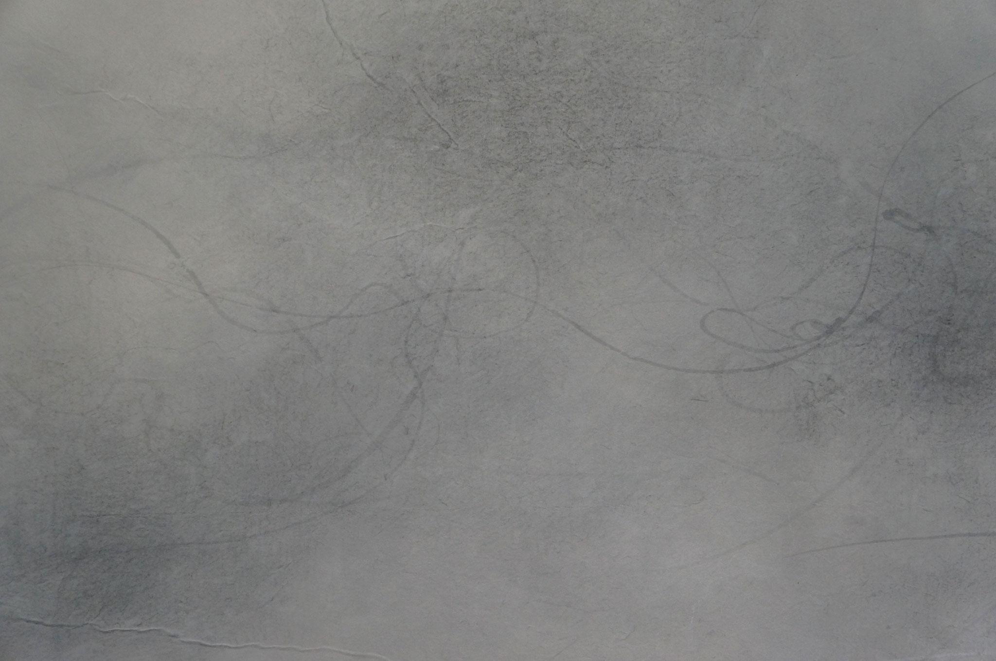 流れを紡ぐ 16-2 部分    Spin The Flow 16-2   Detail