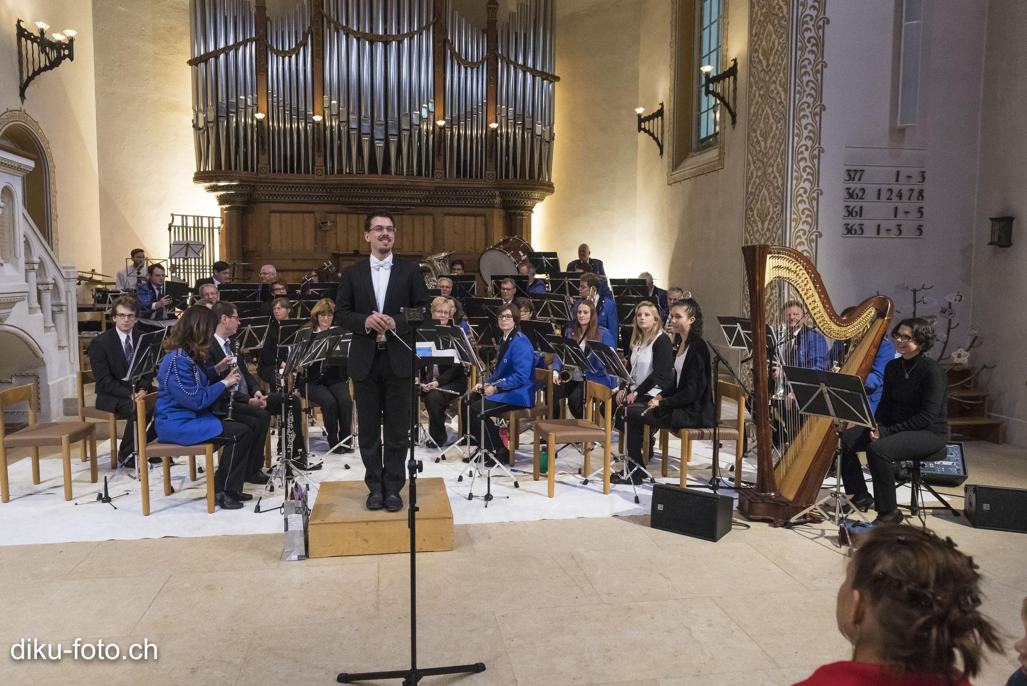 Musikverein Arlesheim Weihnachtskonzert 2016