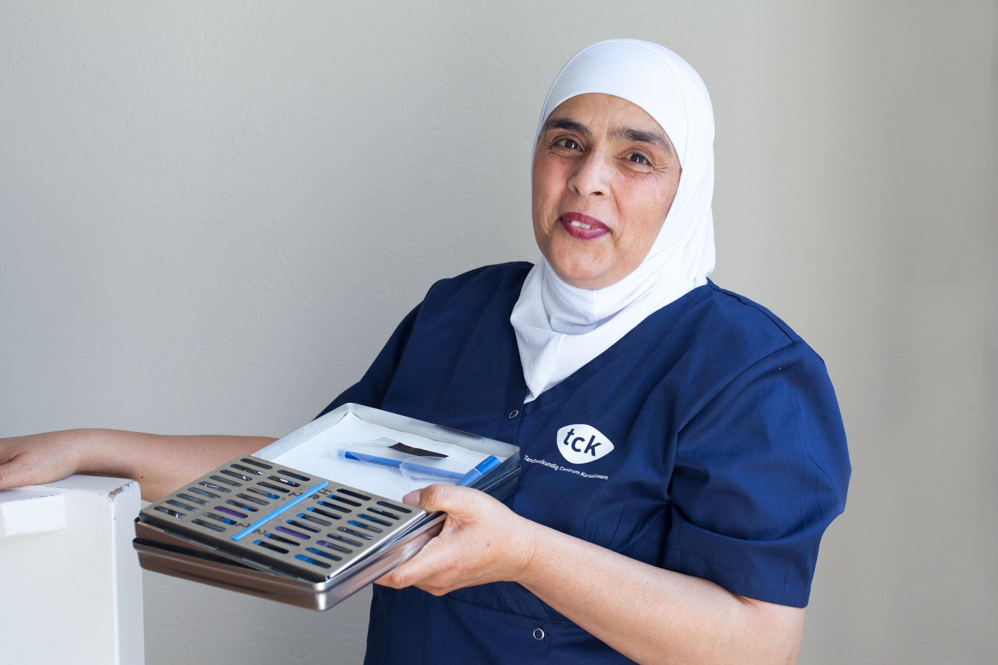 Soraya - Sterilisatieassistente