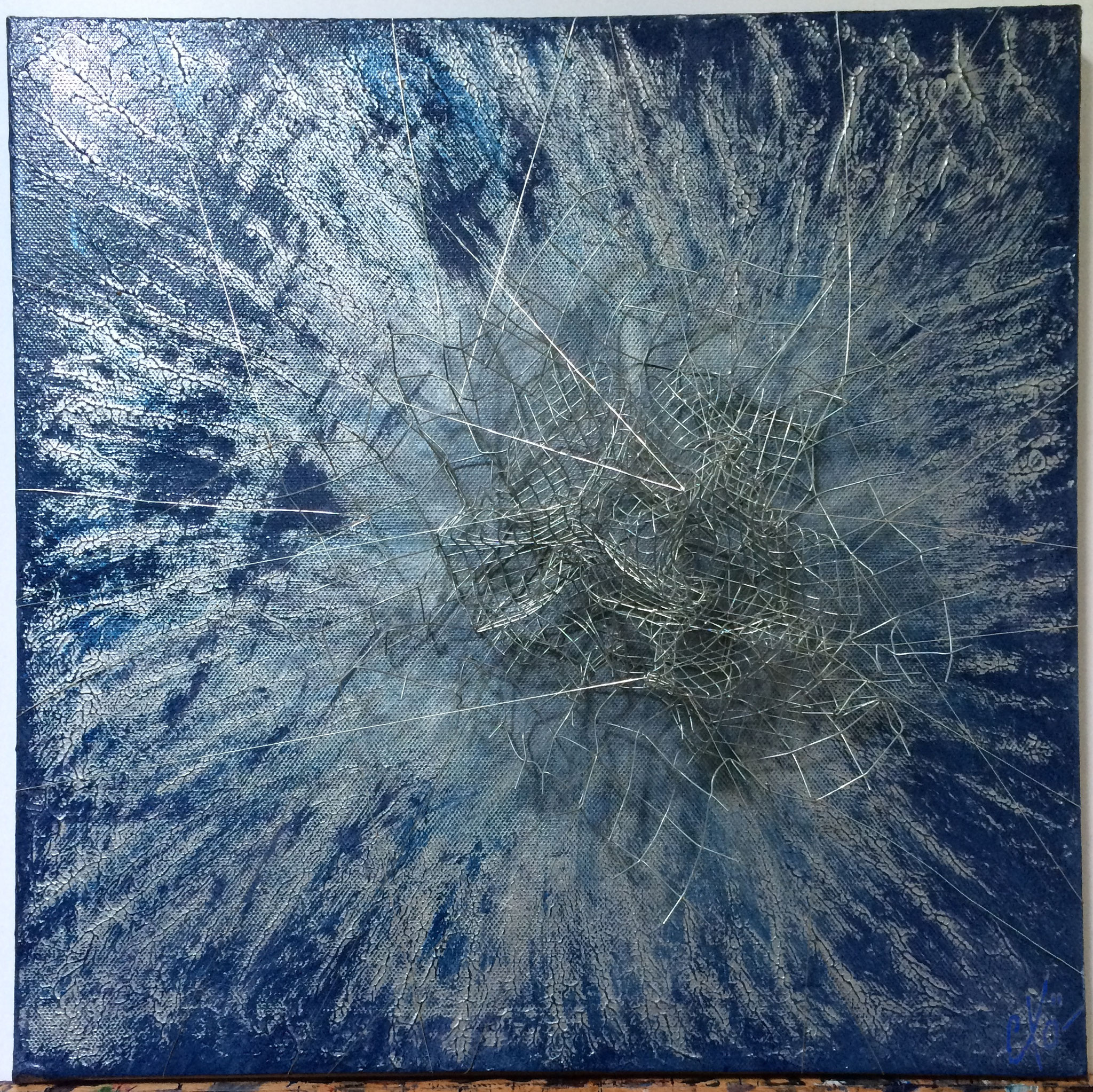 Iceberg - 40 x 40 cm
