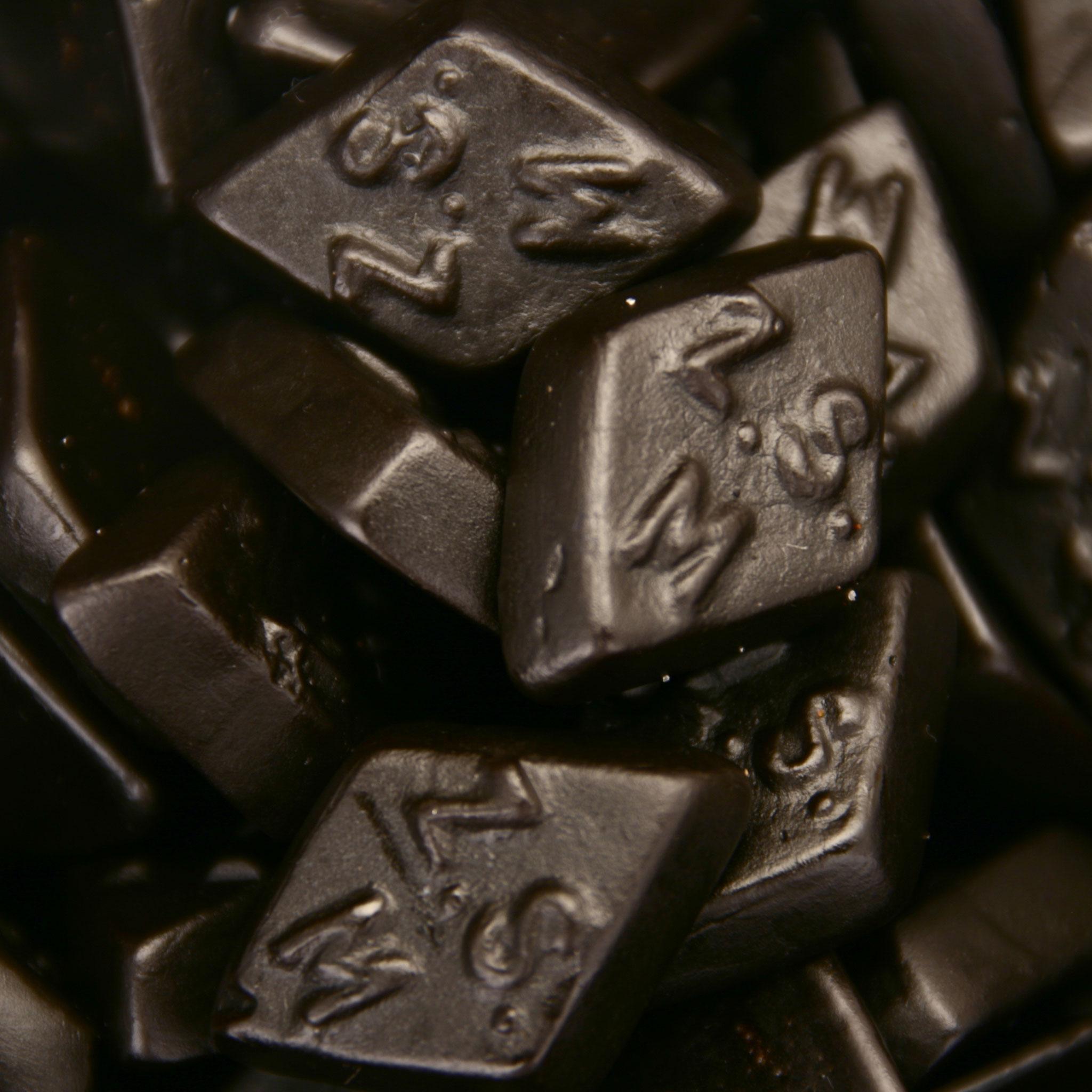 Kleine Rauten, Zuckerfrei lakritz online kaufen
