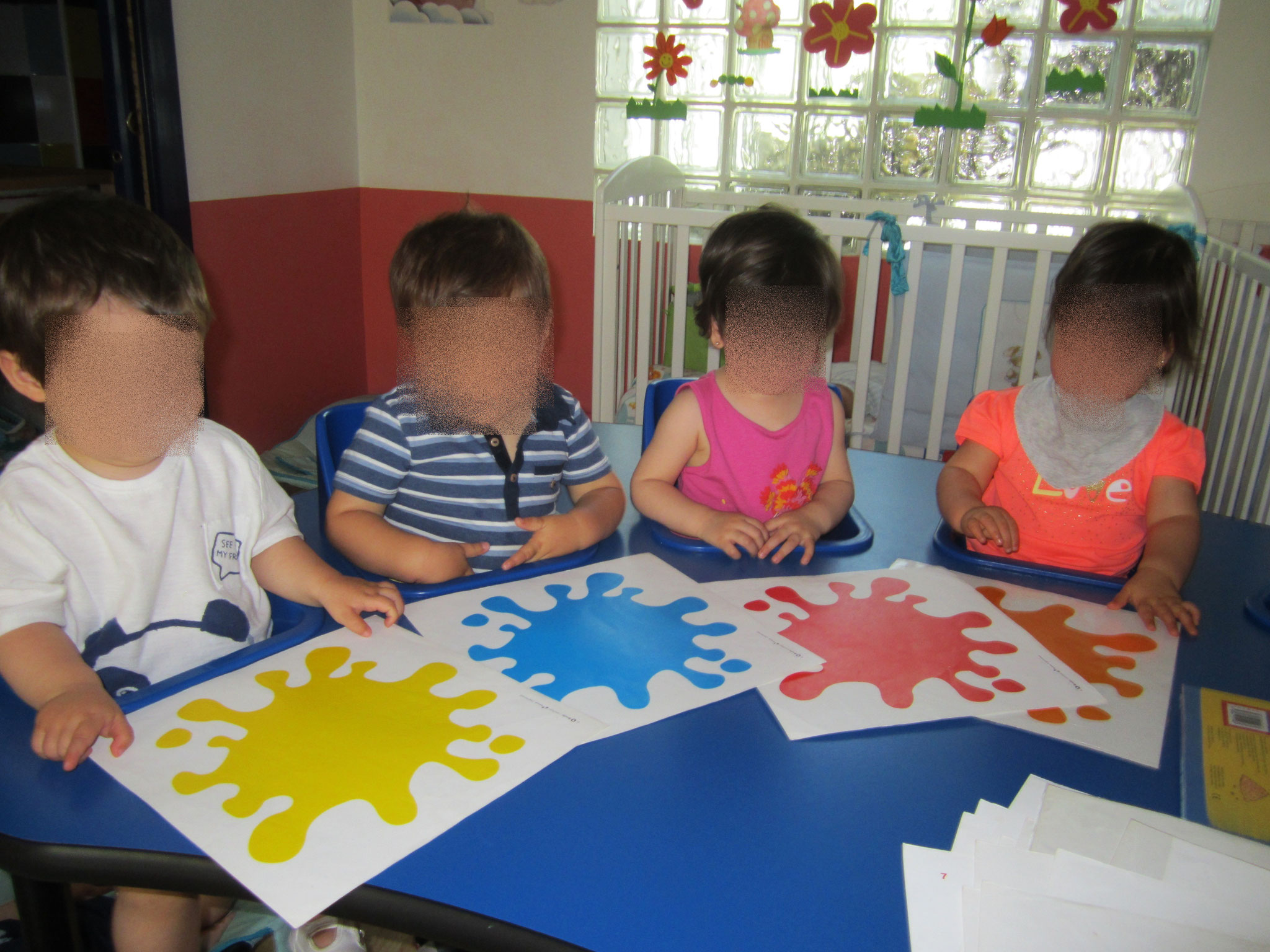 Centro Infantil Virgen de Montserrat. Granada. Actividades