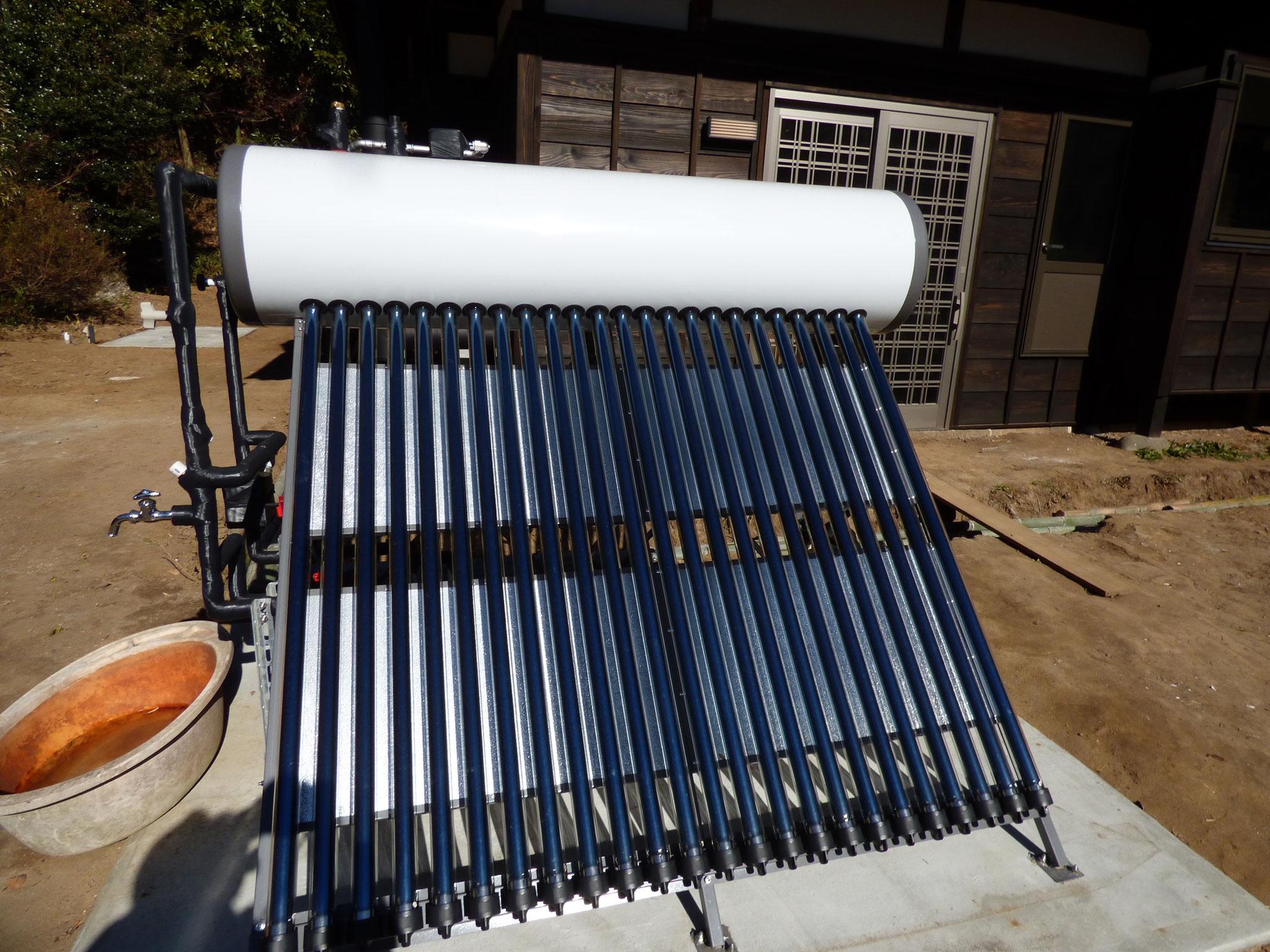真空管おゆとり装置 水道直圧で使用できる