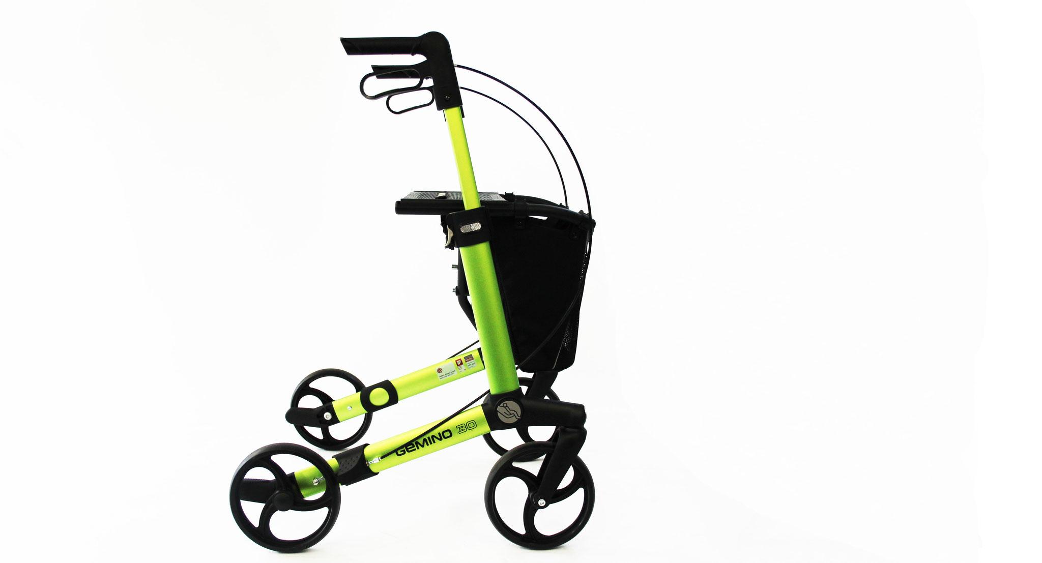 Rollator oder Leichtgewichtsrollator? Für den Innen-Wohnraum (Indoor) oder für Garten, Strand und mehr als Outdoor-Rollator? reha team Saggau zeigt Ihnen die beste Lösung!