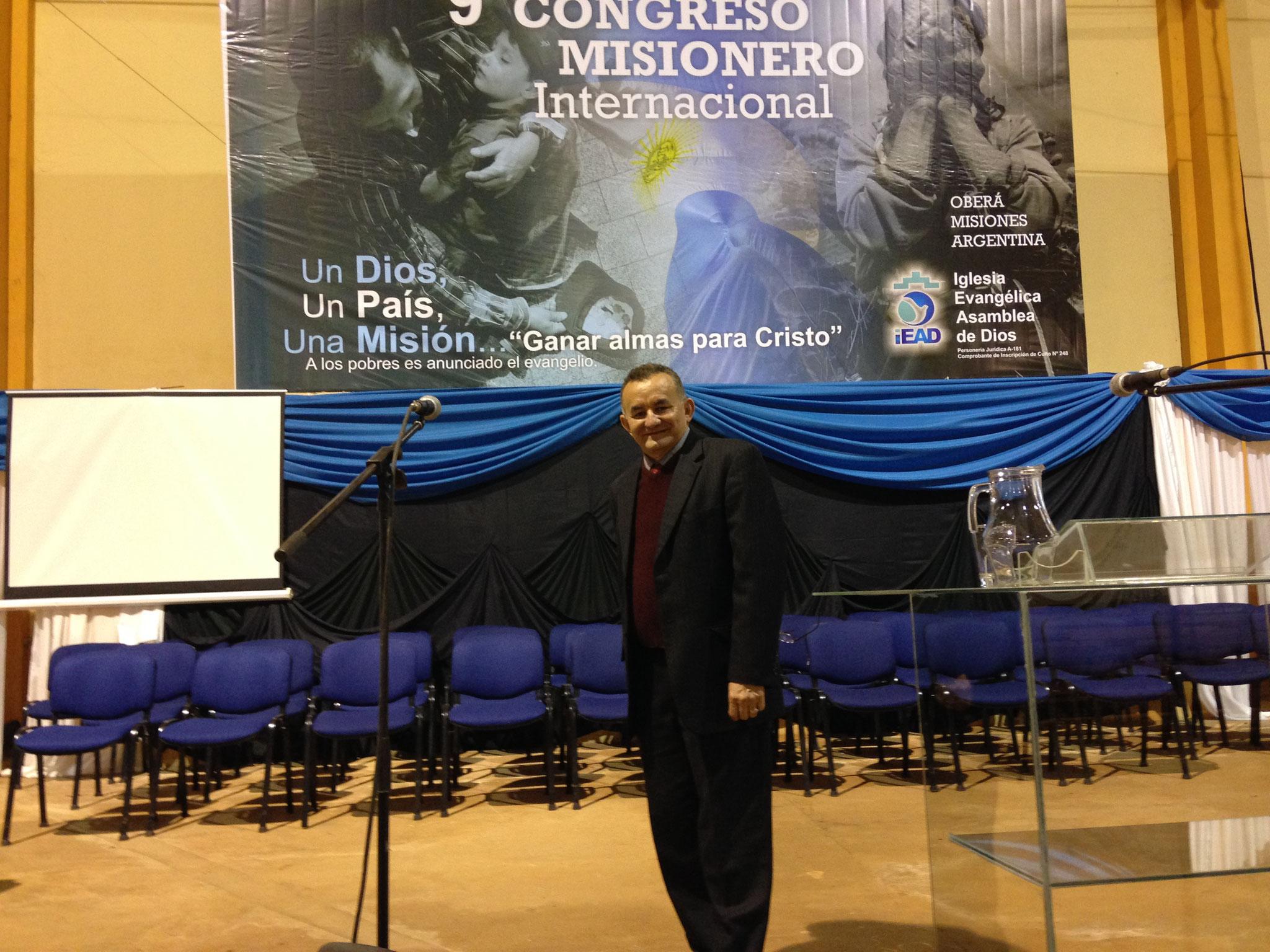 Congresso Missionario na Argentina - SEMIPAN