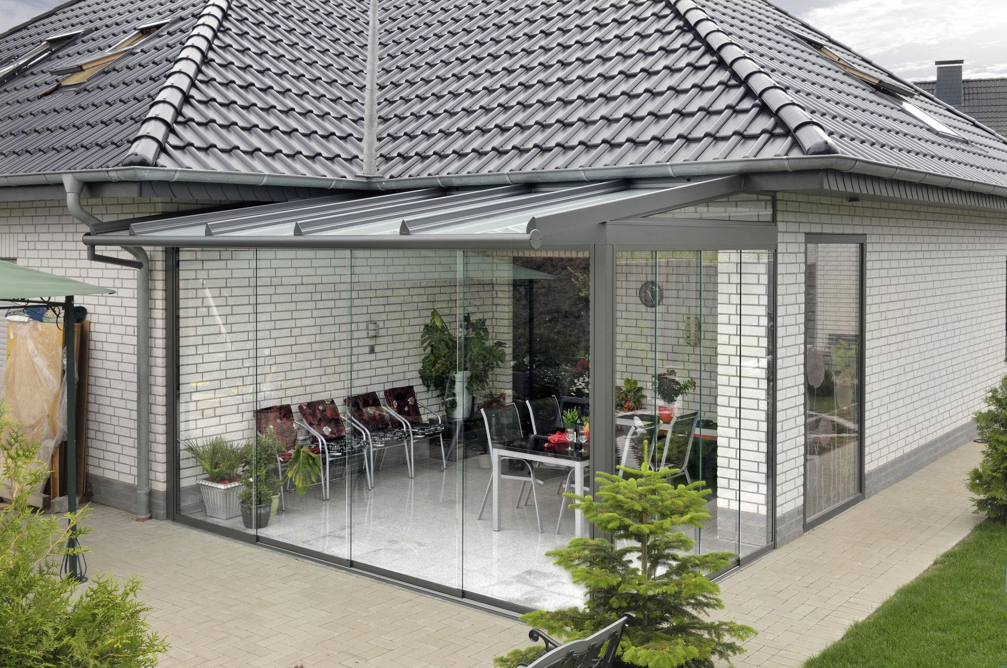 Terrassendacher Und Wintergarten Heideglas Uelzen