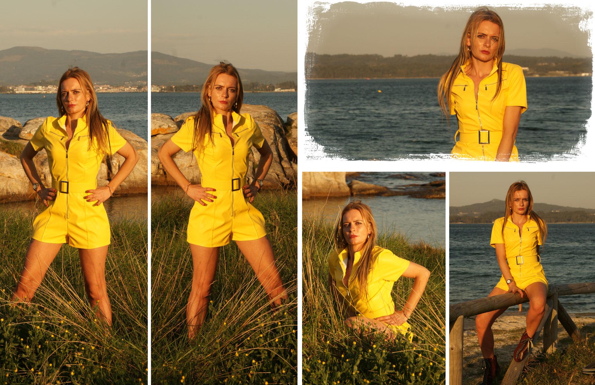 Manuela Fernández Lasaga/ Model Book by Top10Santiago.com