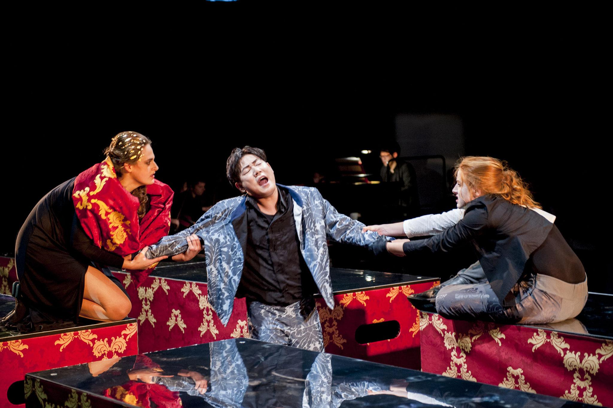 Alcina//Opera stabile-Staatsoper Hamburg// Bradamante 2017