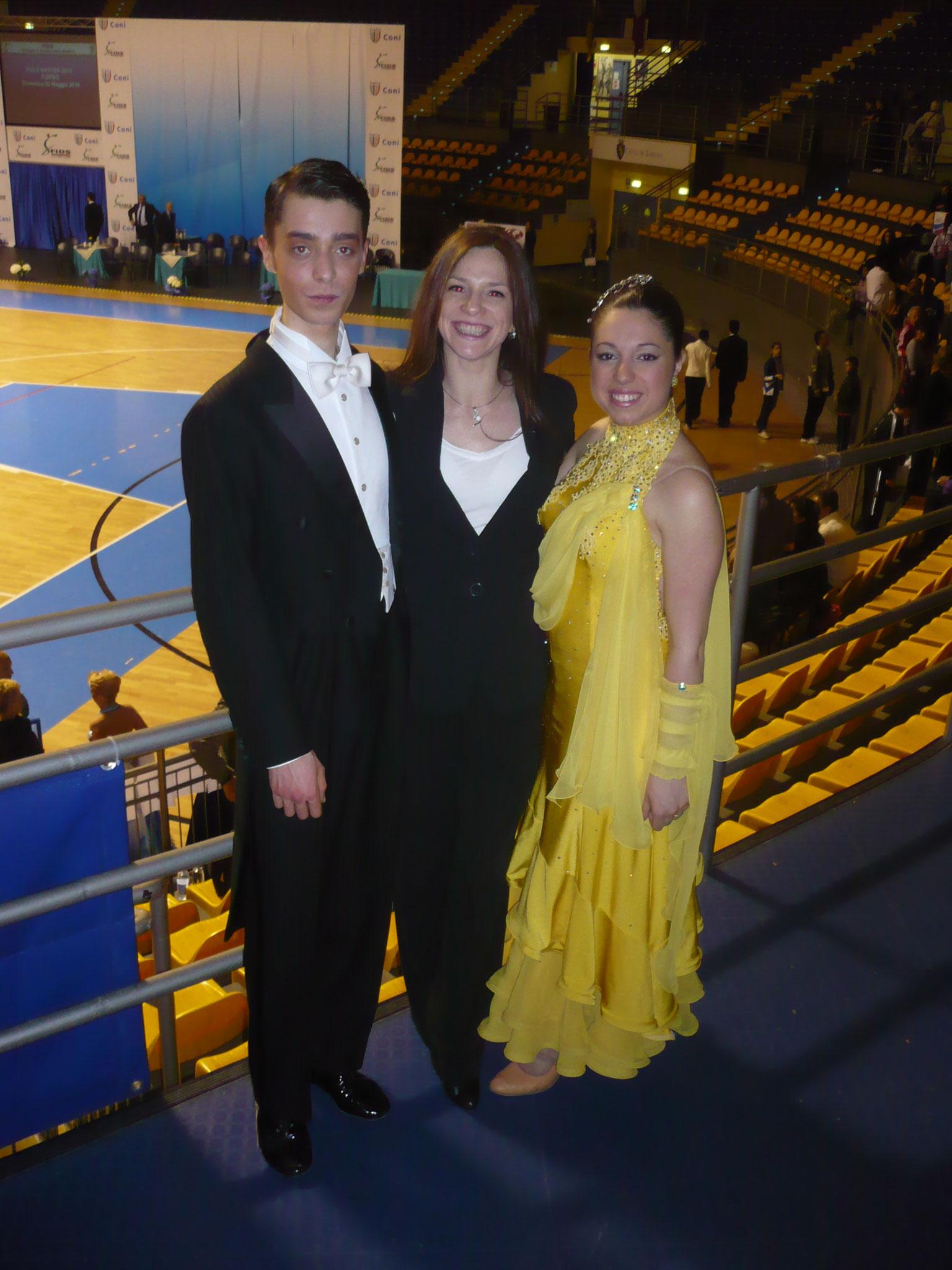 Mastroianni Stefania & Joly Didier e Lanzo Elisa