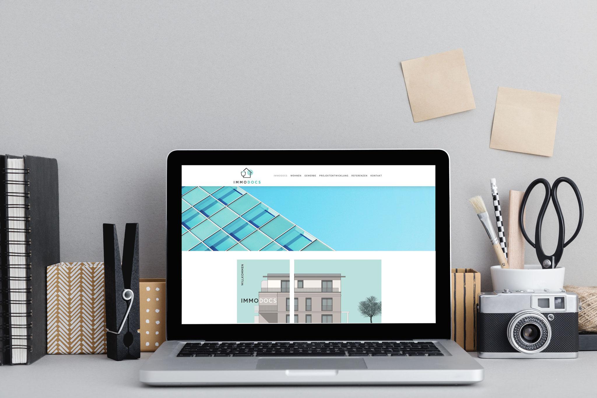 Webdesign Immodocs GmbH