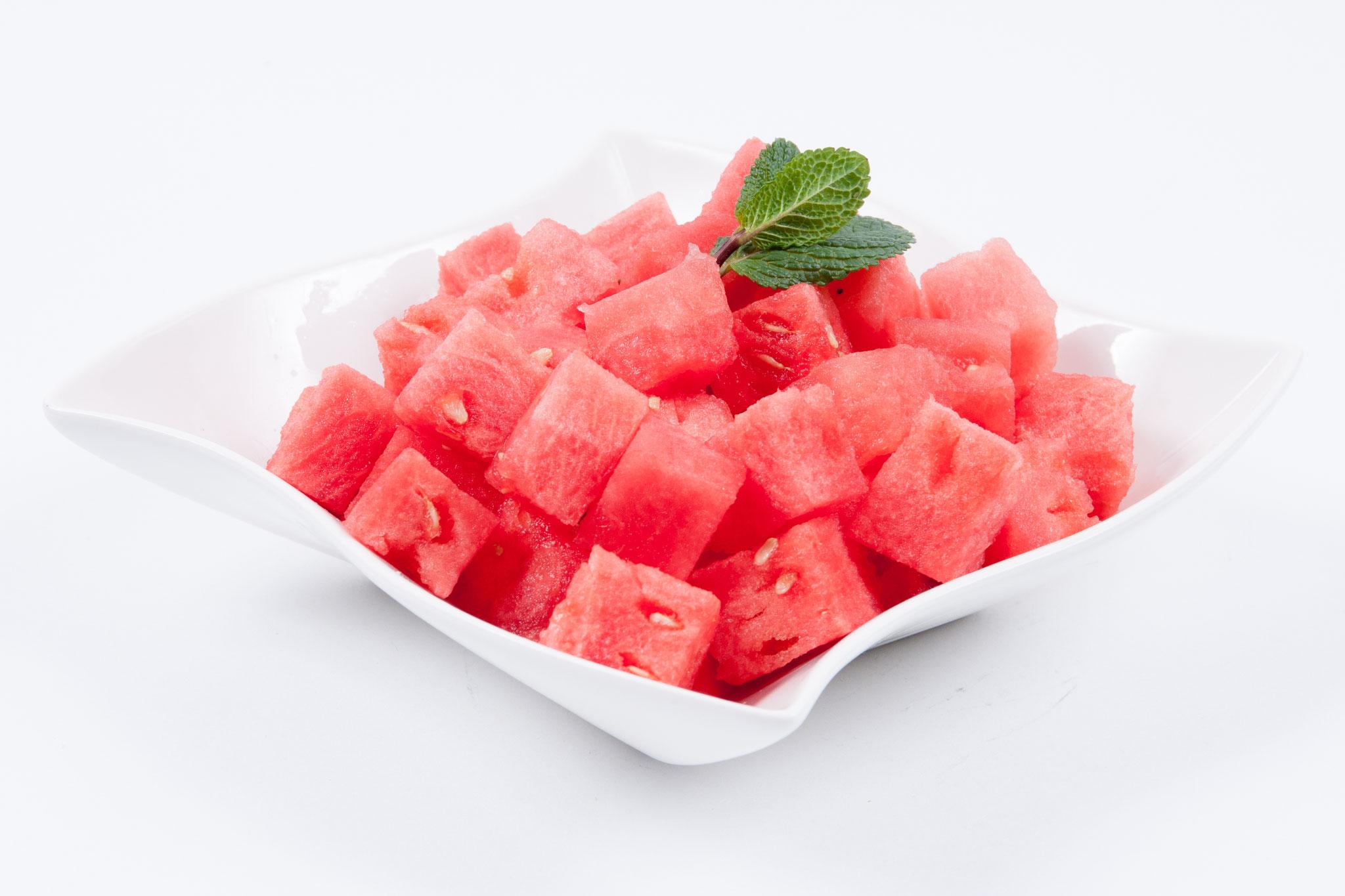 Wassermelone - Würfel