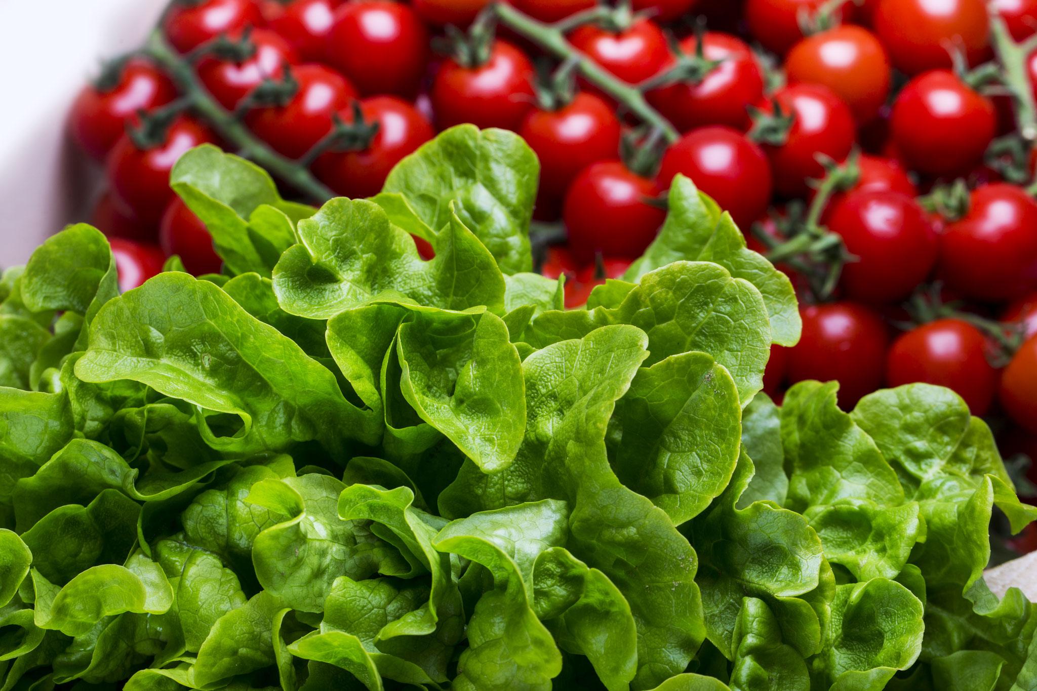 Tomaten & Salat
