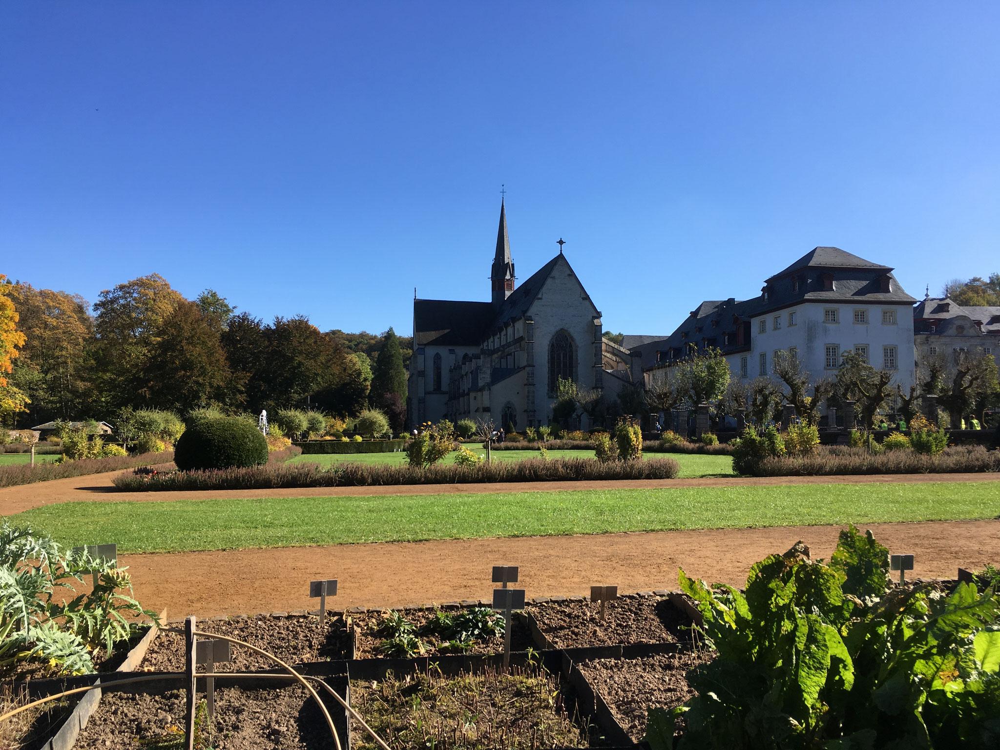 Kräutergarten Kloster
