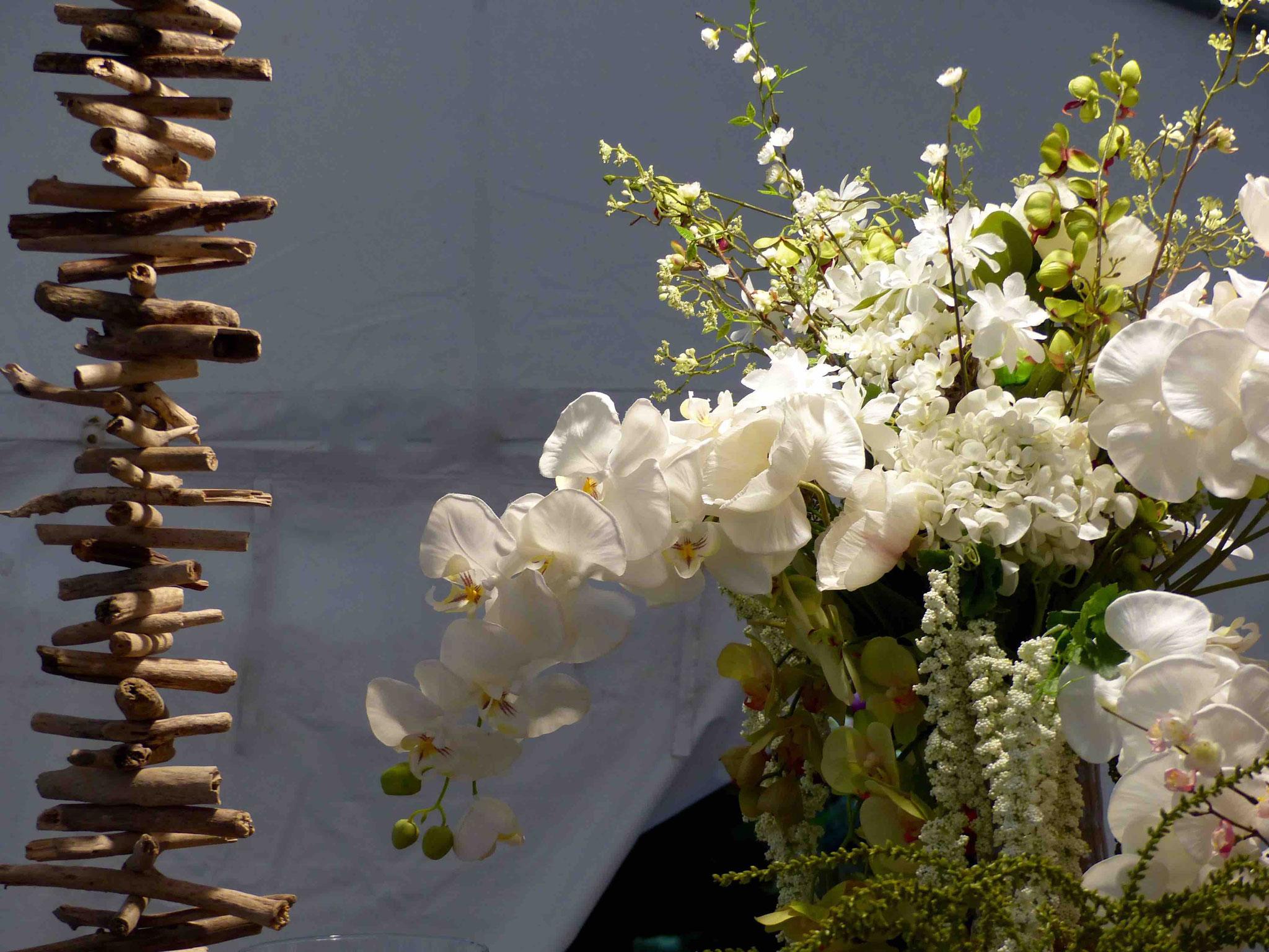 Végétaux et fleurs artificielles haut de gamme
