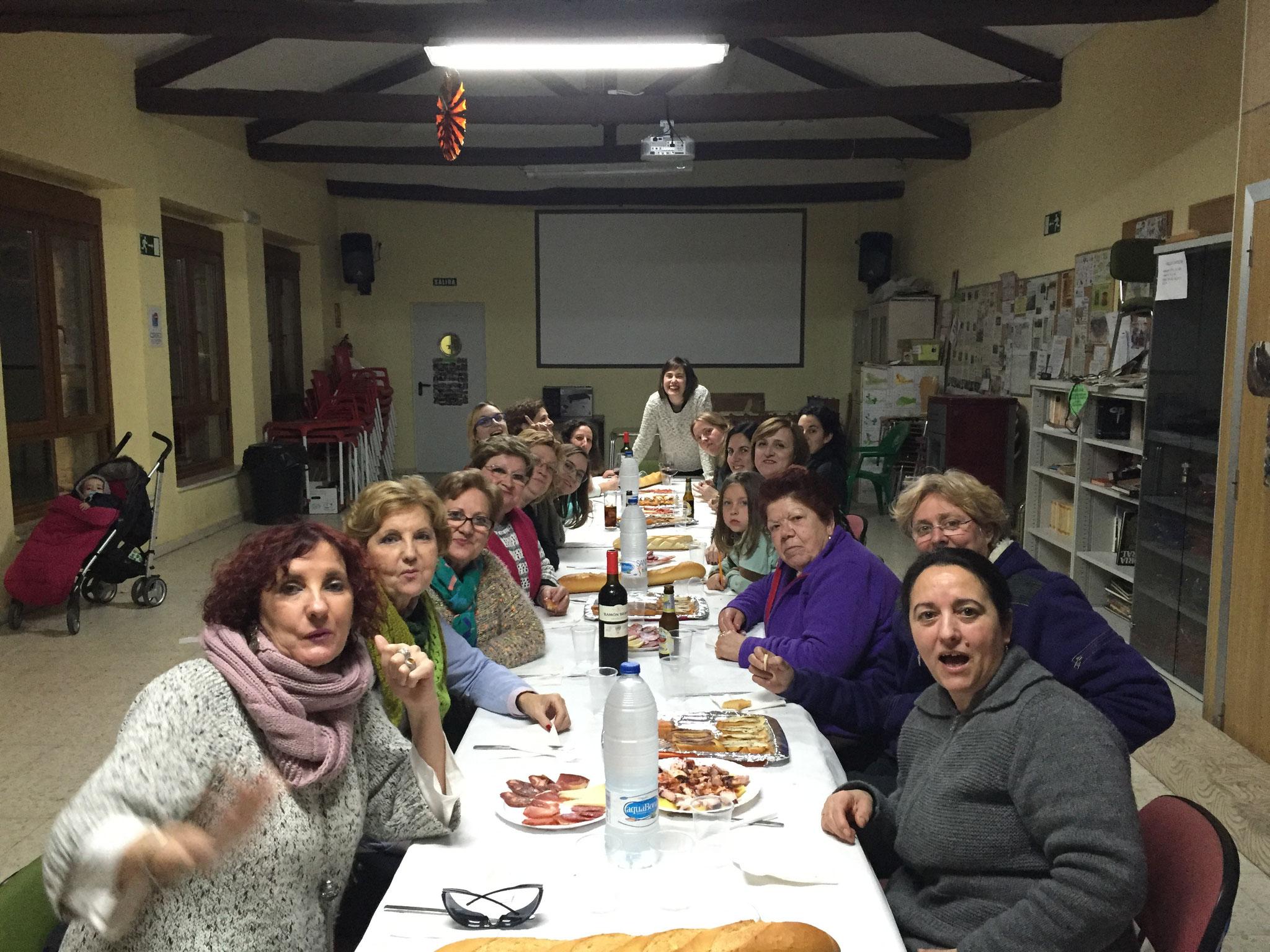 Santa Agueda 2016
